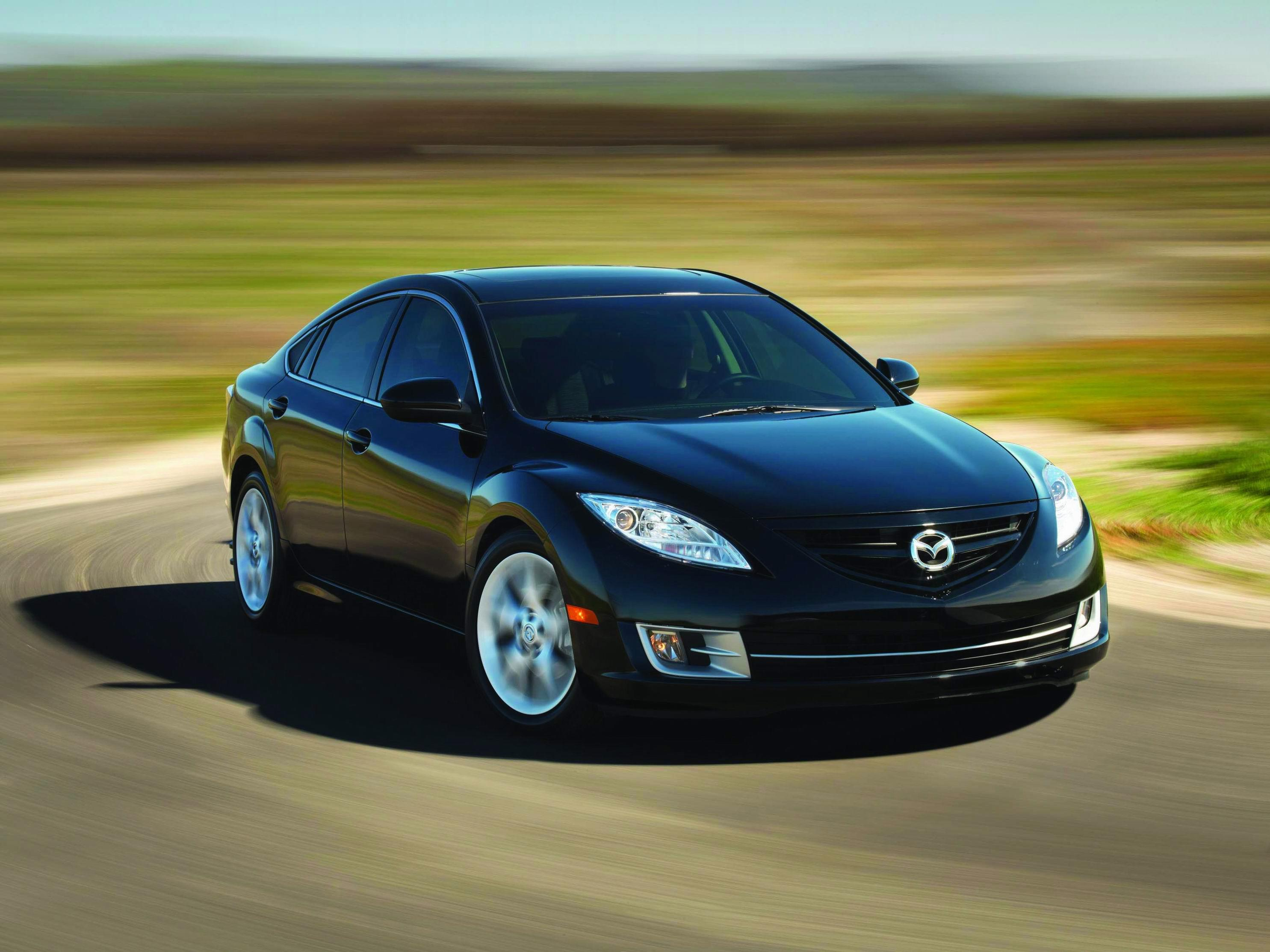 north american all new mazda6 production begins at autoalliance international. Black Bedroom Furniture Sets. Home Design Ideas