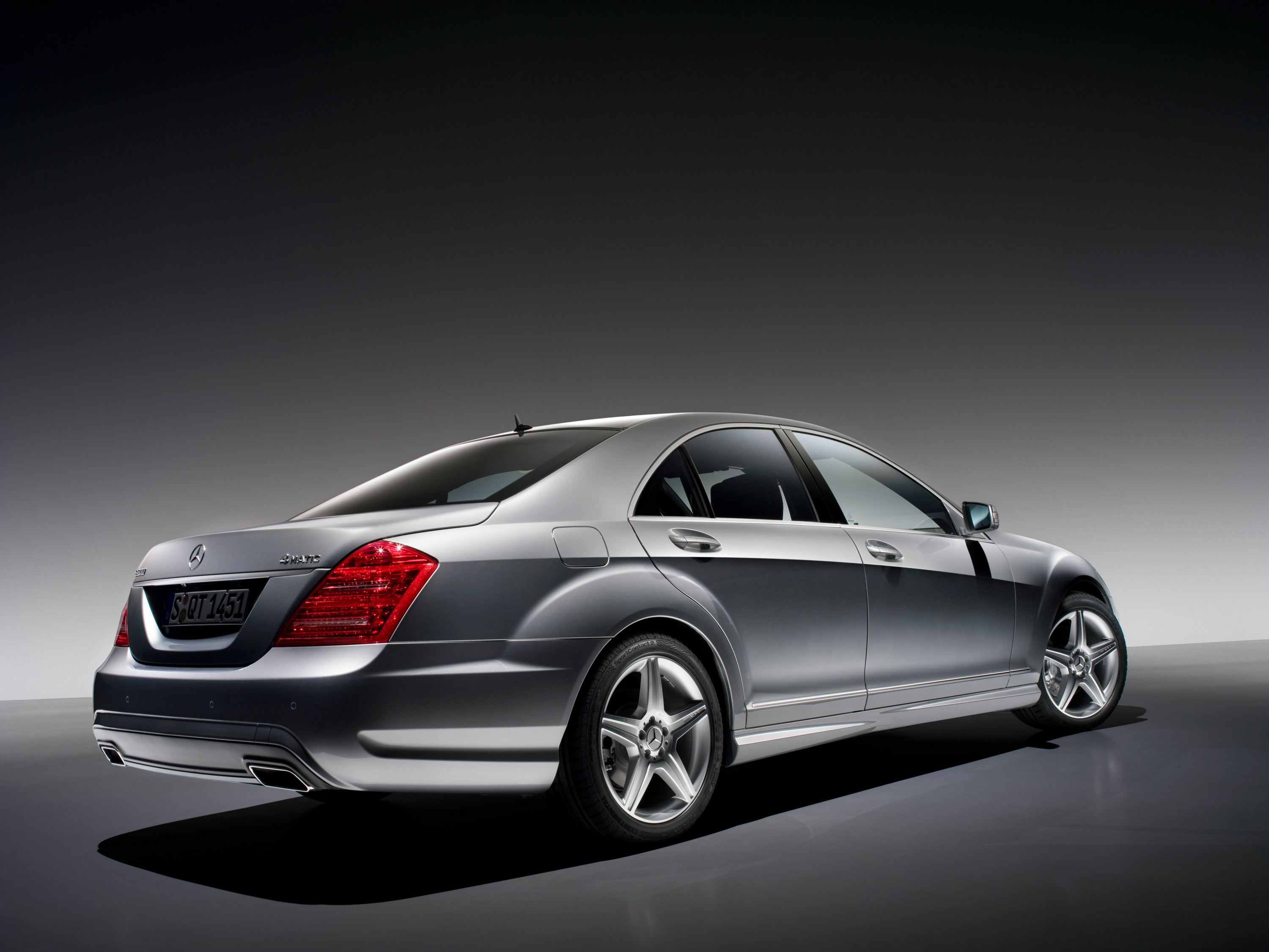 2009 Mercedes Benz S 500 4matic Amg Picture 19325
