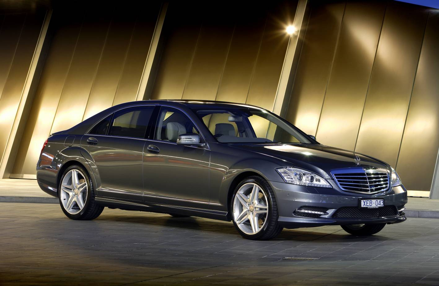 Mercedes Benz S350 Cdi Will Be Put On Sale In Us