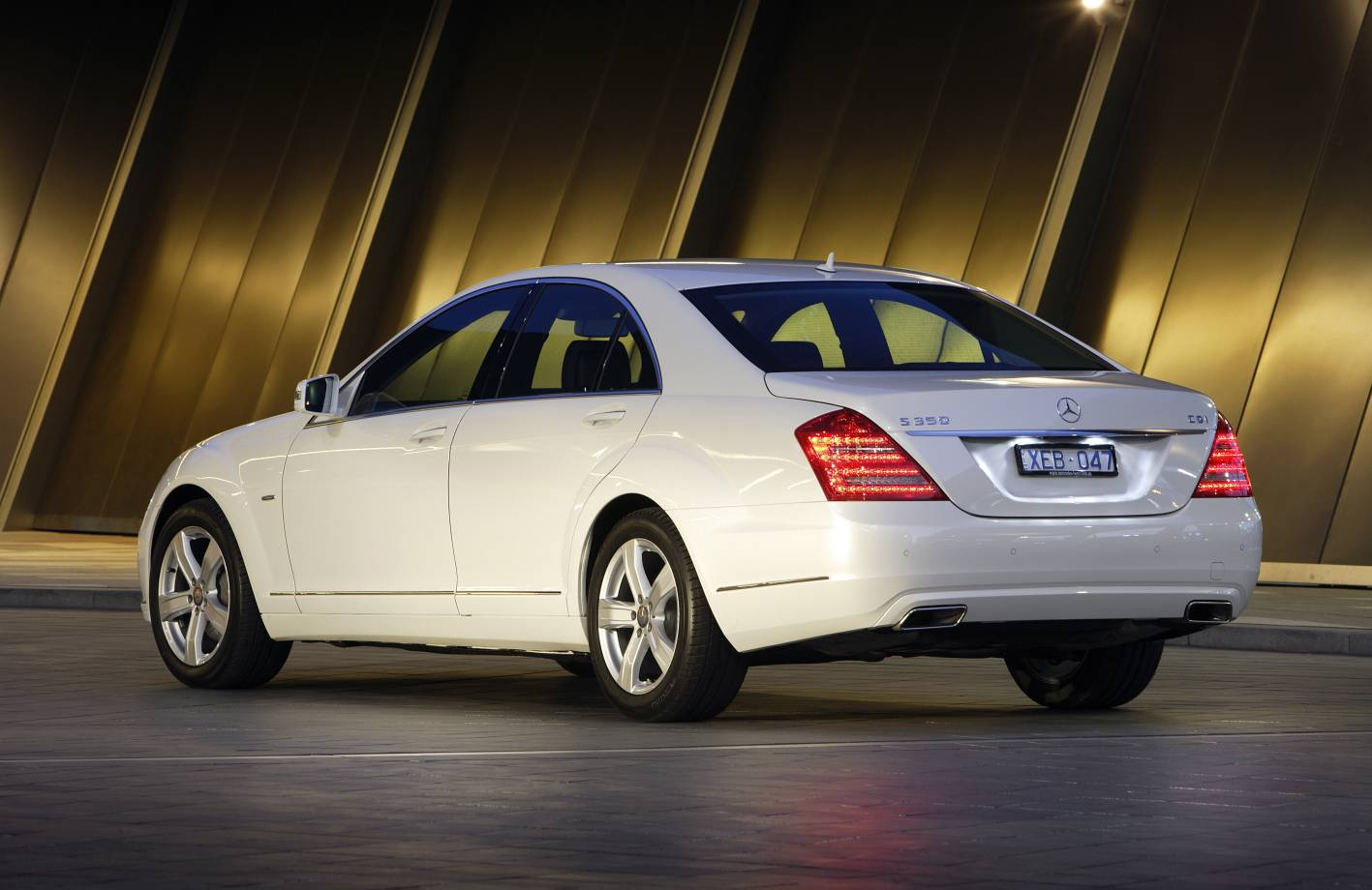 2009 Mercedes Benz S350 Picture 38215