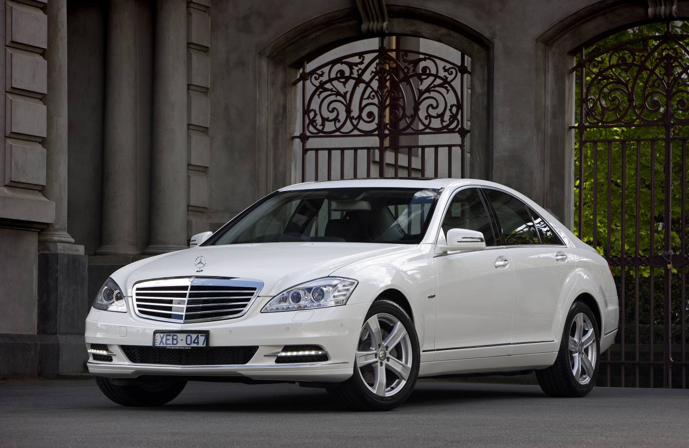 2009 Mercedes Benz S350 Picture 38212
