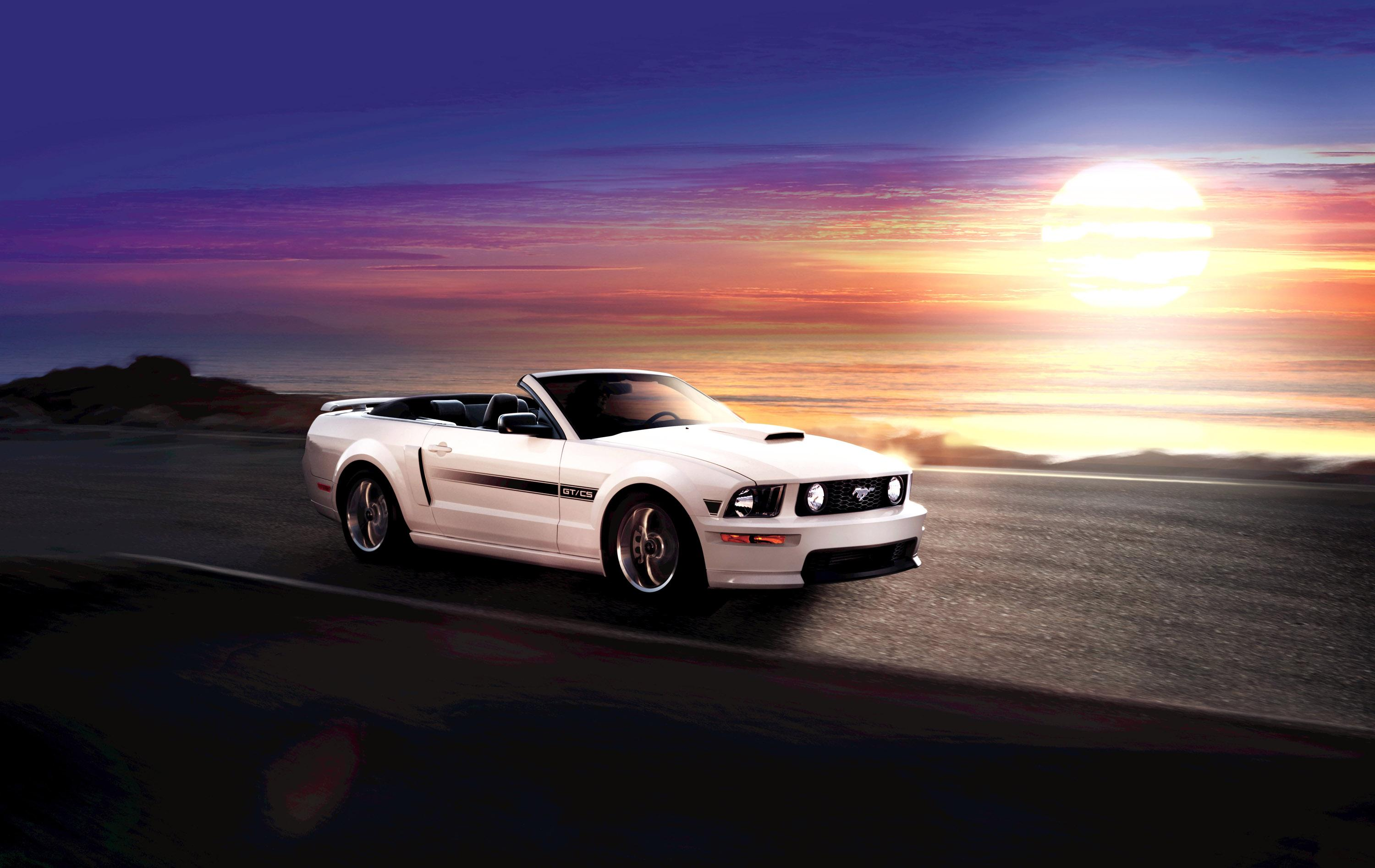 Glass Roof Mustang Shines Light On 45th Anniversary Of
