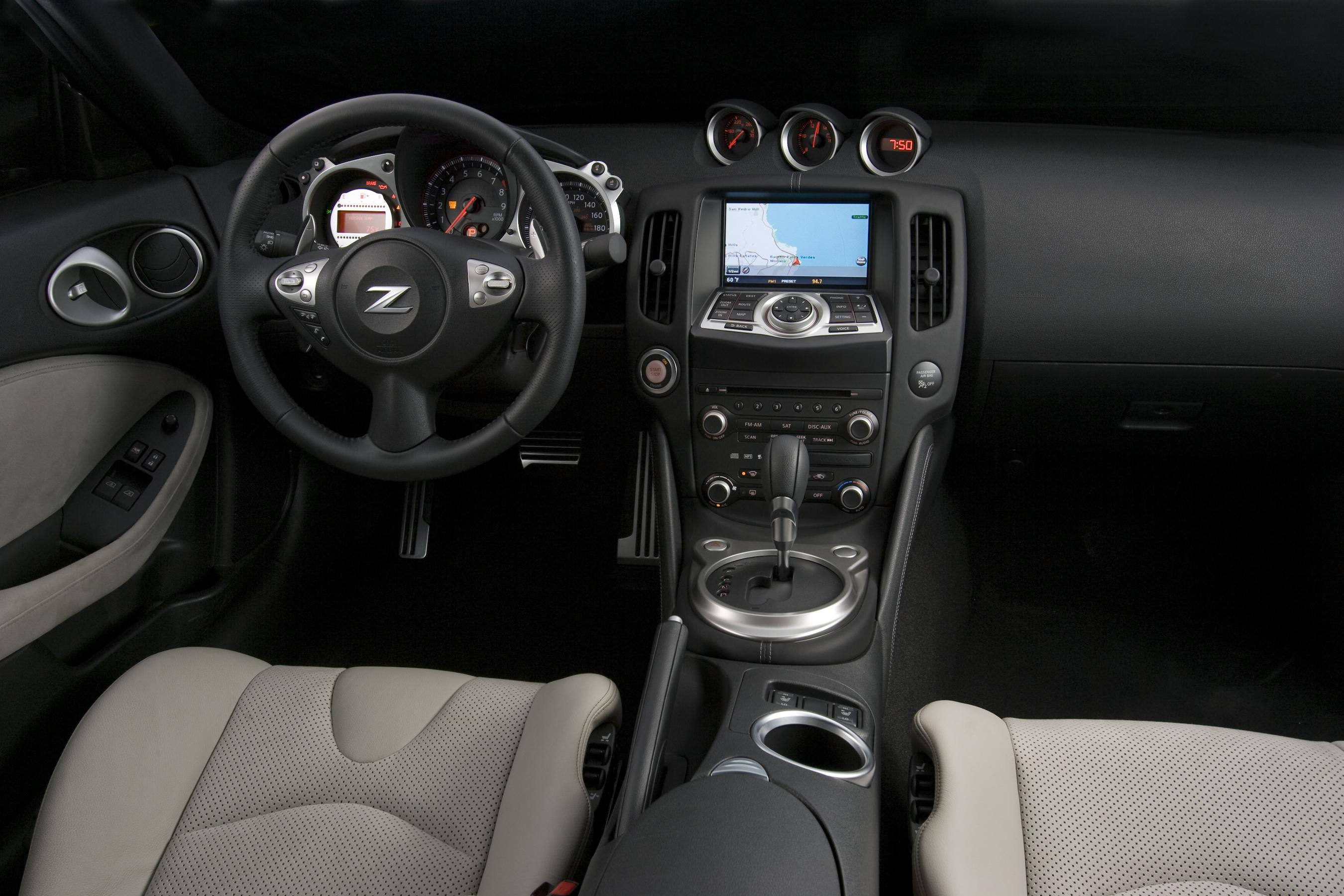 Nissan announces pricing on all new 2009 370z coupe 2009 nissan 370z 6 of 6 vanachro Images