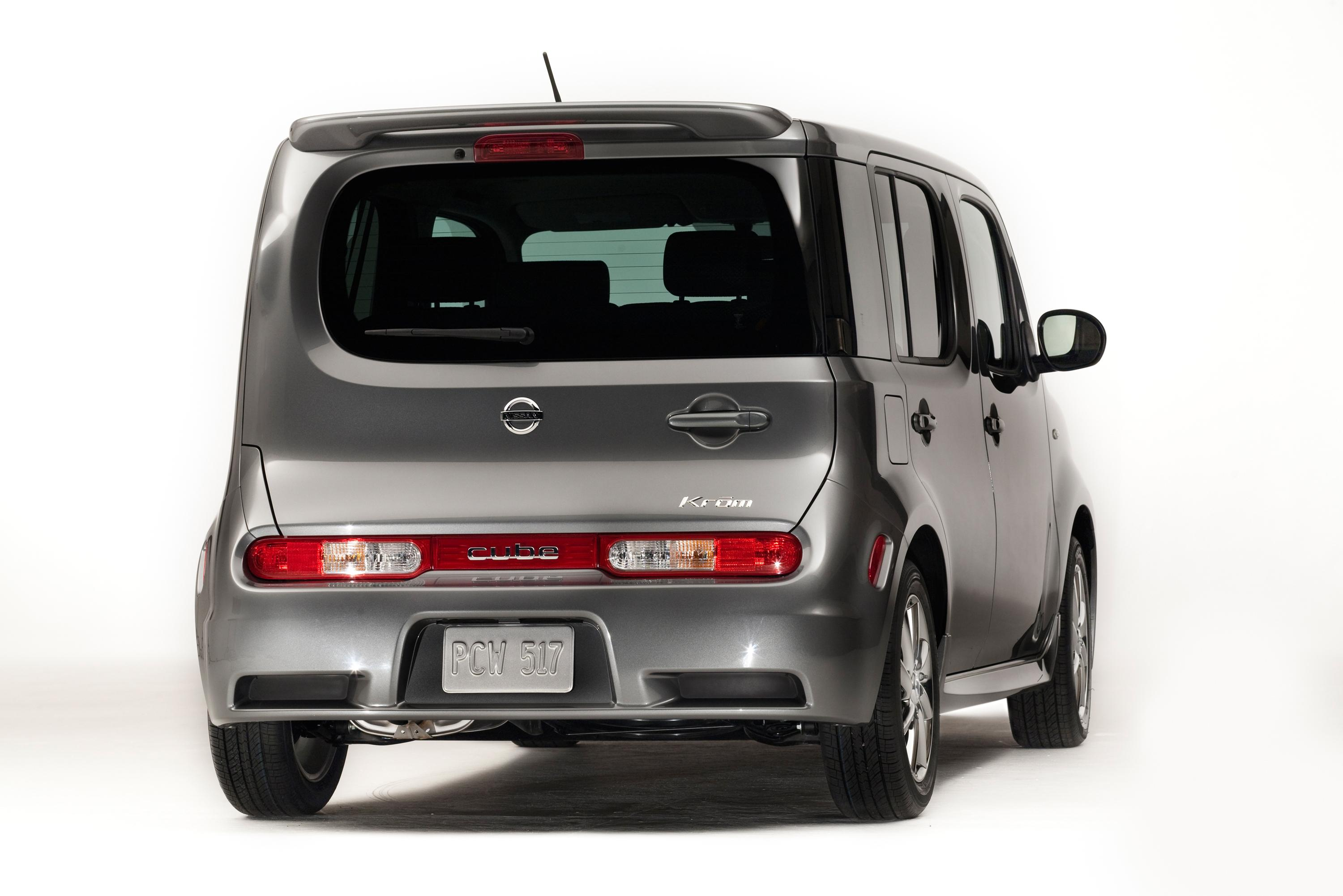 Nissan announces 2009 cube krom starting price of 13990 2009 nissan cube krom vanachro Choice Image