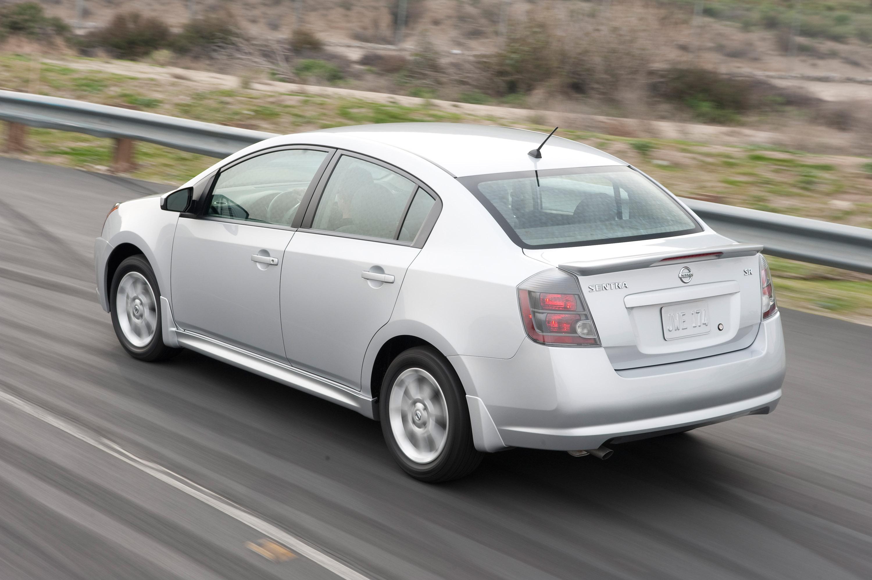 Nissan announces new 2009 sentra fe 20 sr 2009 nissan sentra sr vanachro Choice Image