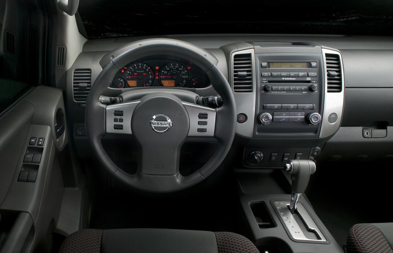Nissan Xterra 2009 4 Of