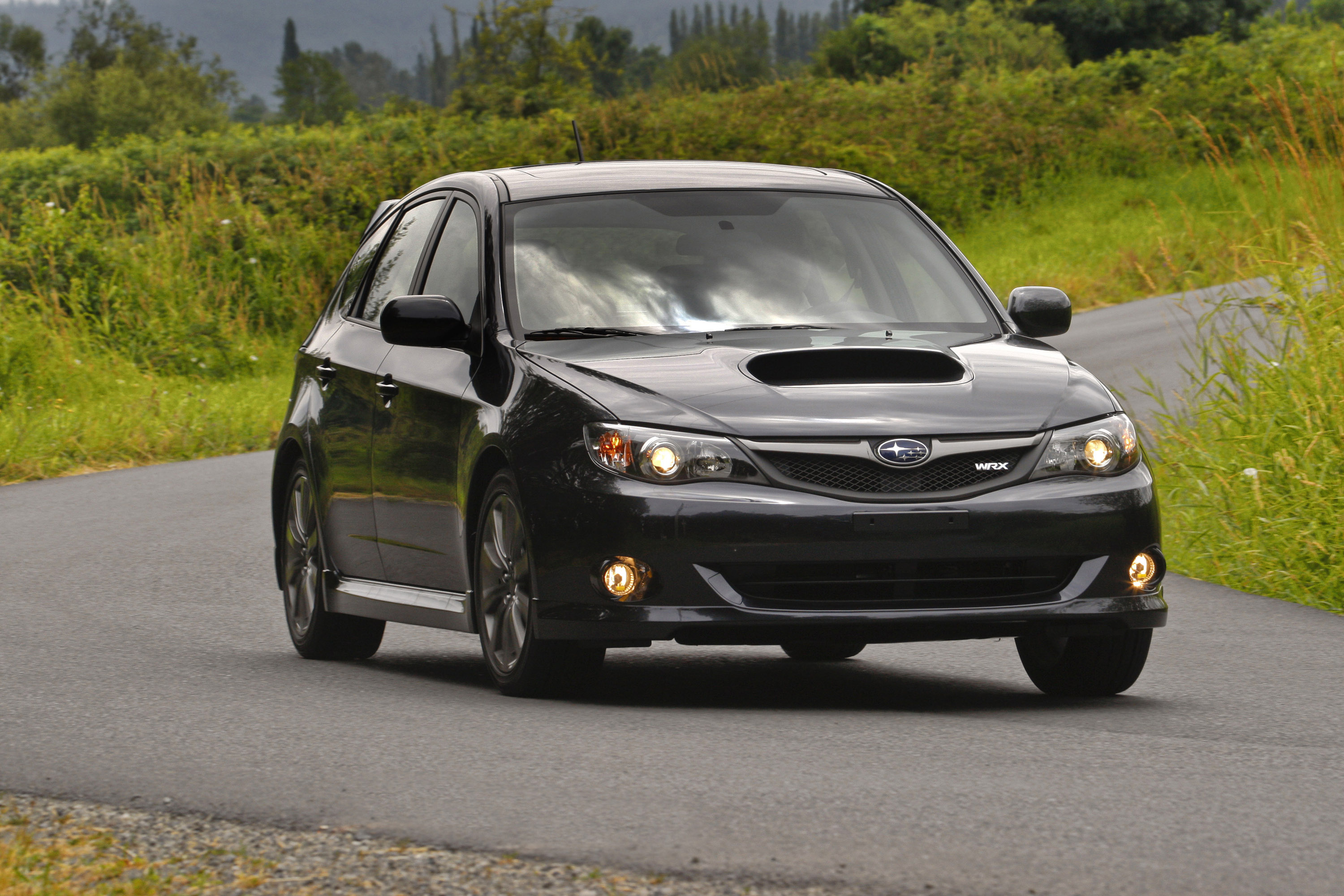 Subaru Announces Pricing On New 2009 Impreza And Tribeca