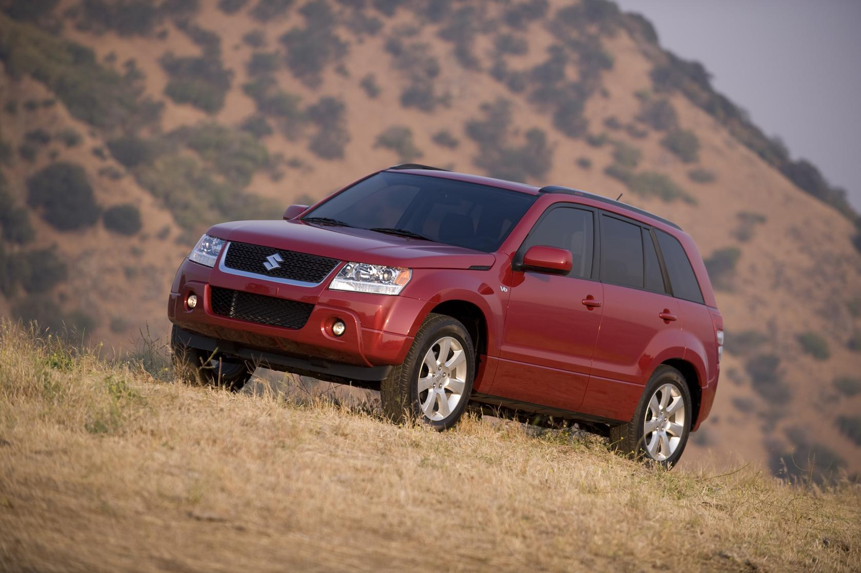 2009 Suzuki Grand Vitara 12 Of