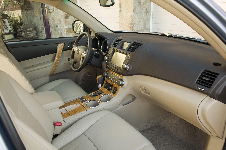 2009 Toyota Highlander Hybrid Picture 23716