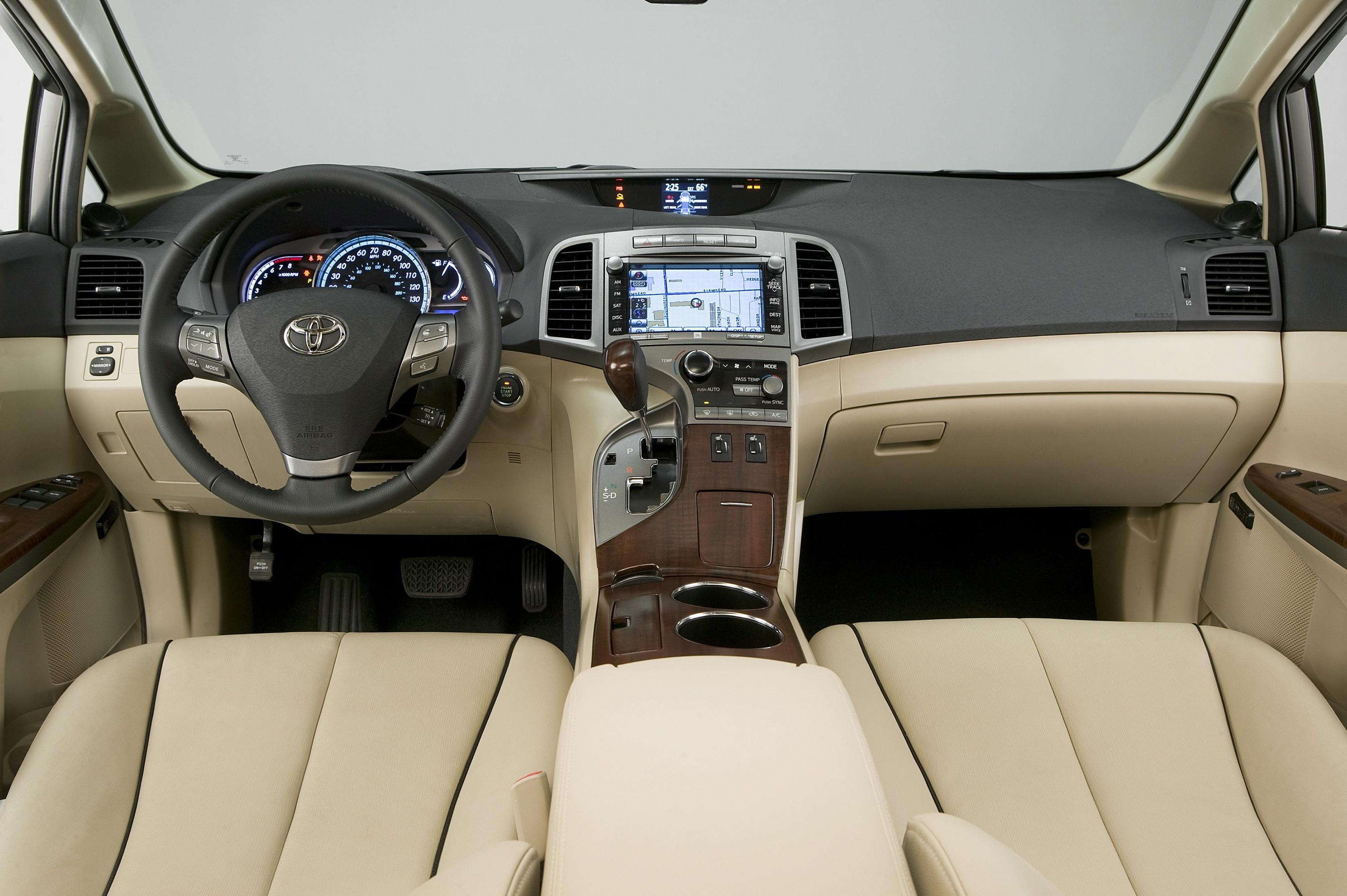 seats like look upgraded wood trim red nor redwood ca are venza neither news autos adds toyota general