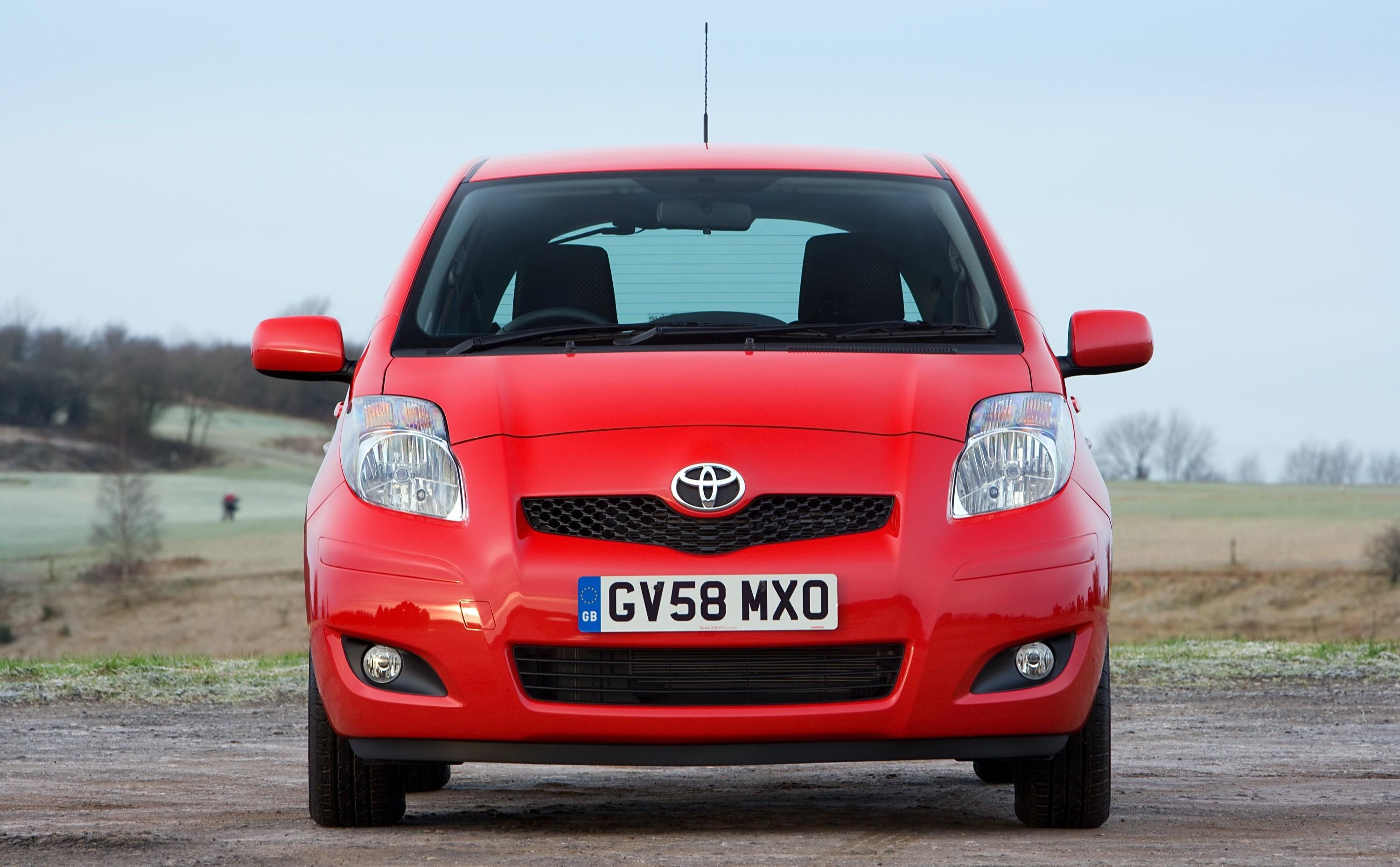 2009 Toyota Yaris Less Is So Much More