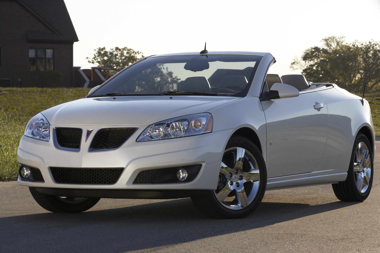 Pontiac Rolls Out Enhanced G6 Family