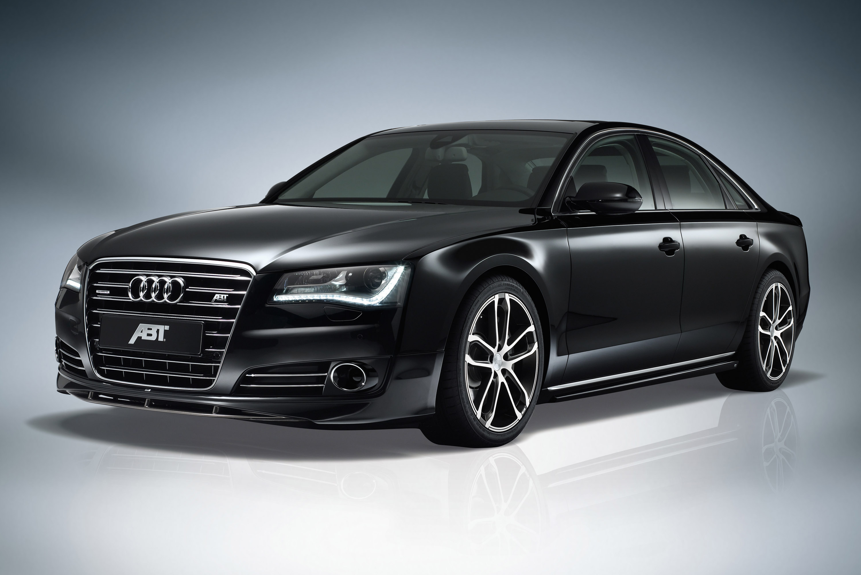 ABT Sportsline goes easy on the 2011 Audi A8