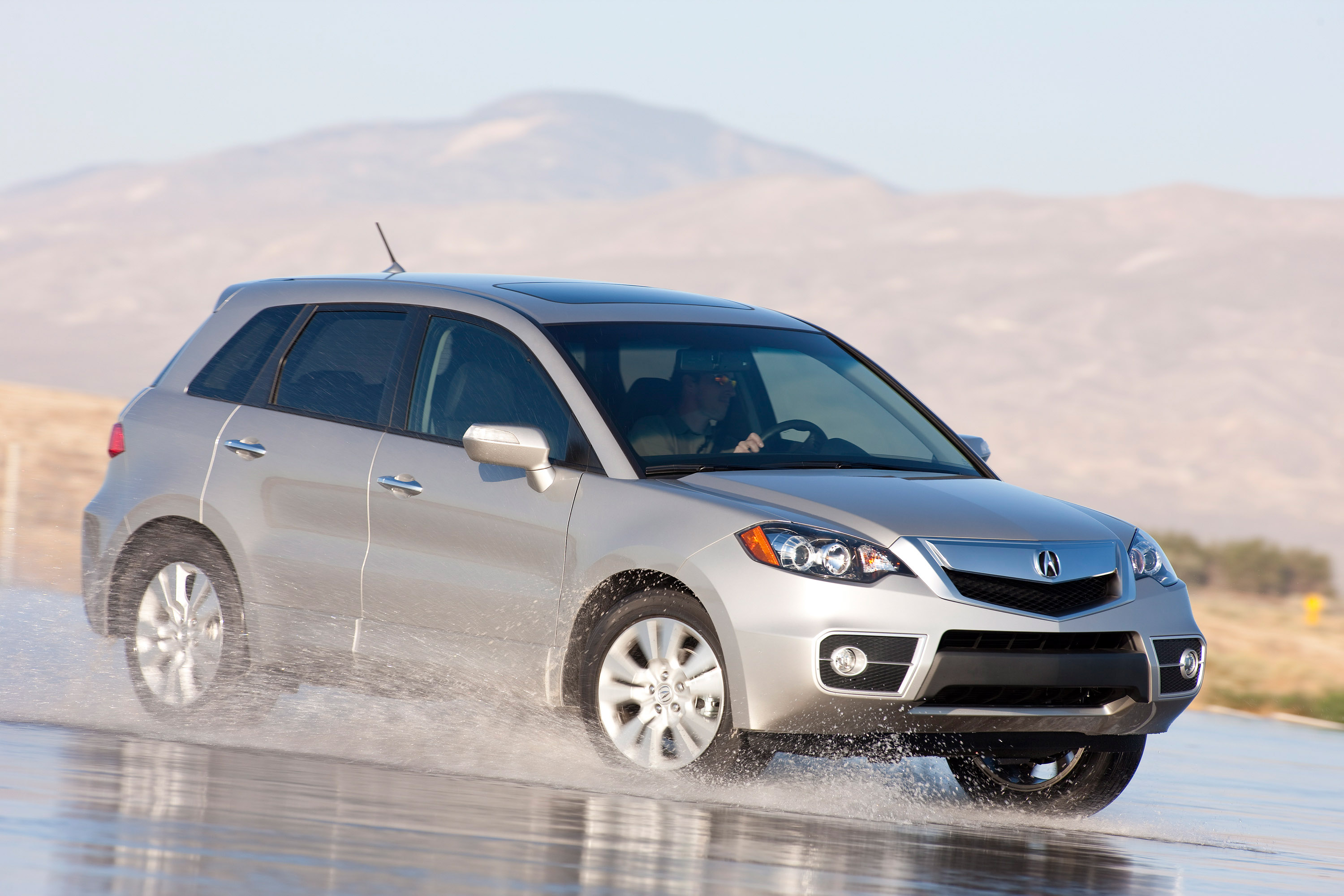 acura rdx turbocharged crossover full with upgrades and options for 2010. Black Bedroom Furniture Sets. Home Design Ideas