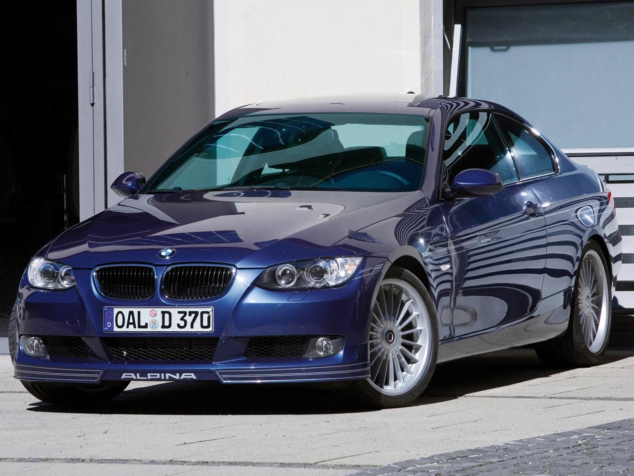 Run Flat Tires >> BMW Alpina D3 Bi-Turbo achieves 107 HP per litre from a ...