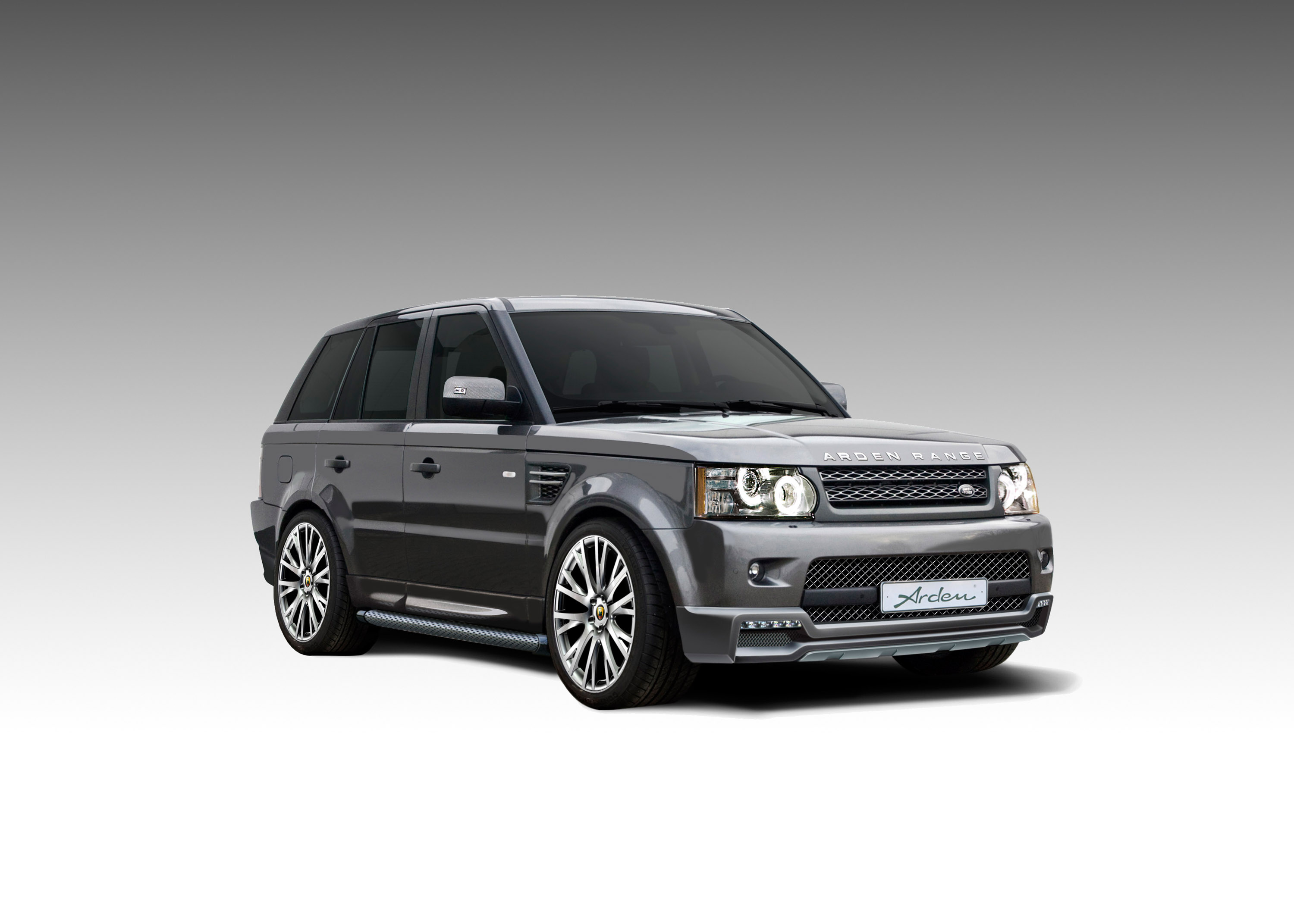 arden to premiere its 2010 range rover sport ar5. Black Bedroom Furniture Sets. Home Design Ideas