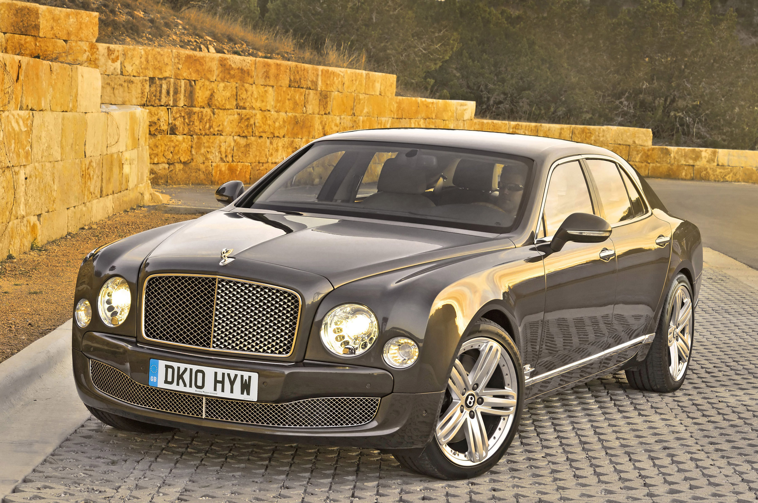 2010 Bentley Mulsanne  Picture 37079