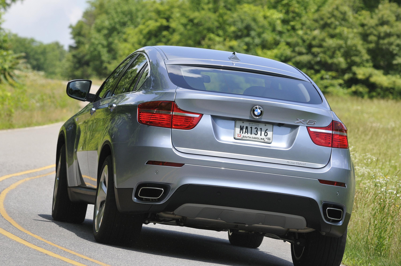 2010 BMW ActiveHybrid X6 - Picture 24126