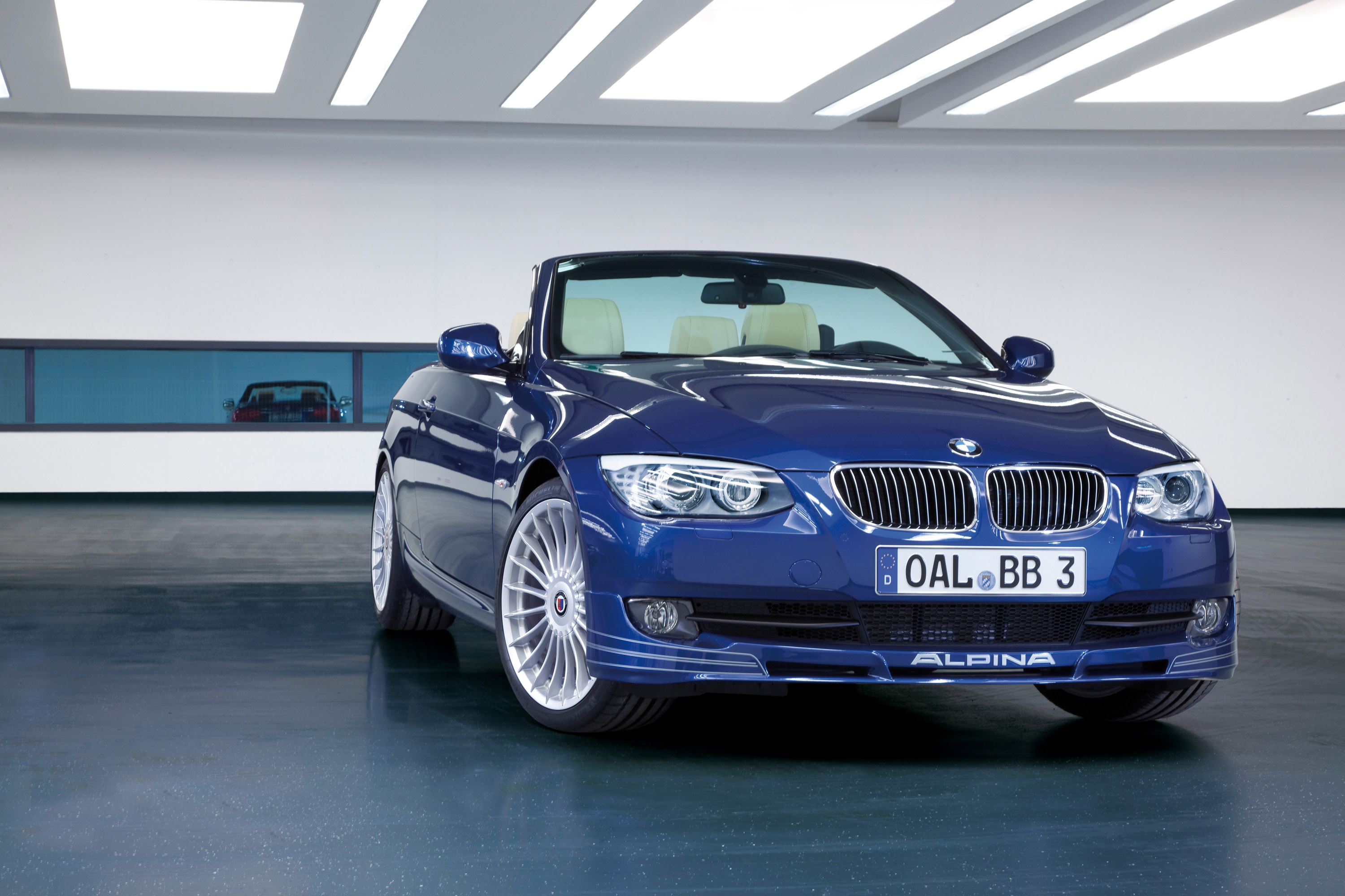 alpina b3 s bi turbo says hello uk. Black Bedroom Furniture Sets. Home Design Ideas