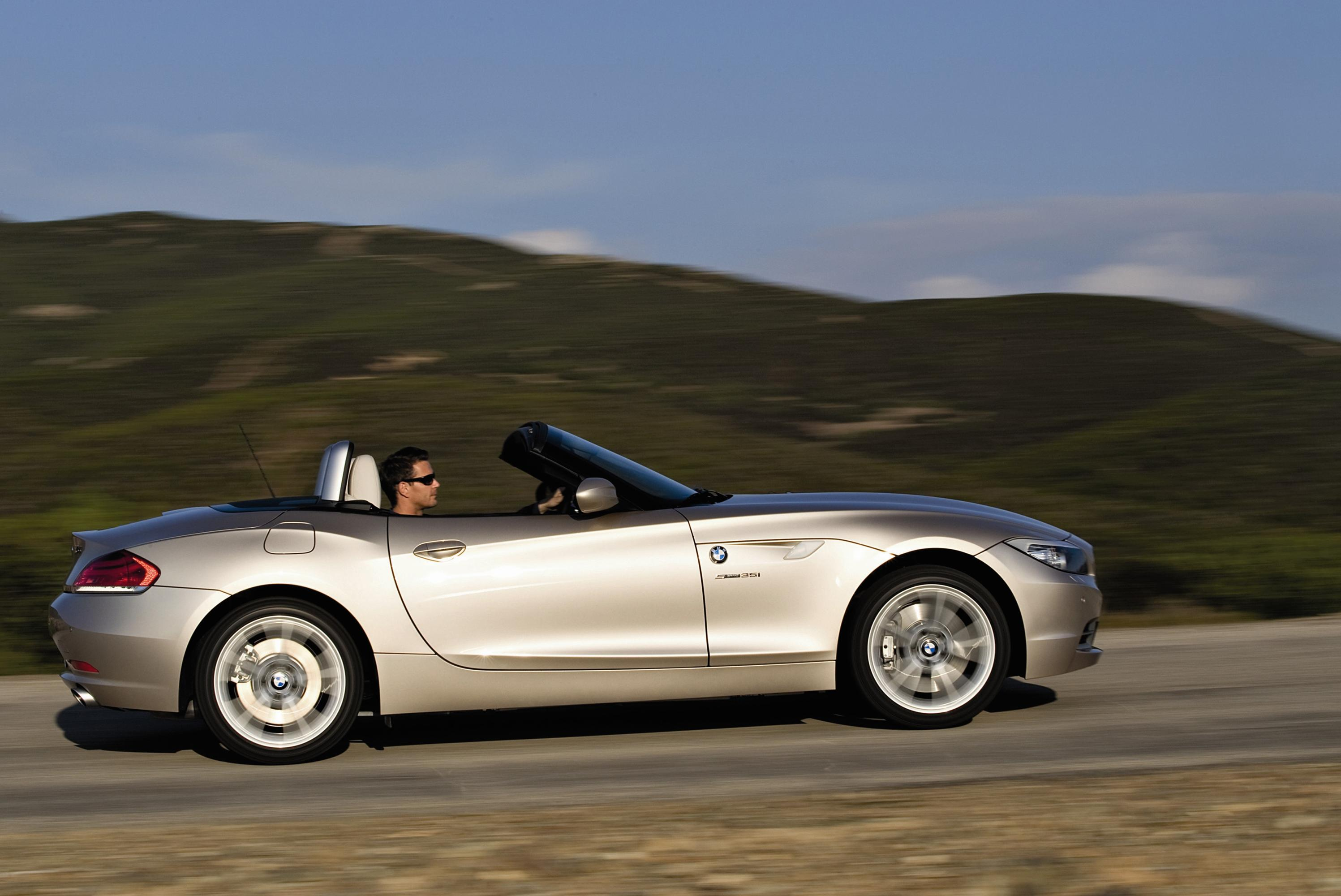 The New 2010 Bmw Z4 Roadster