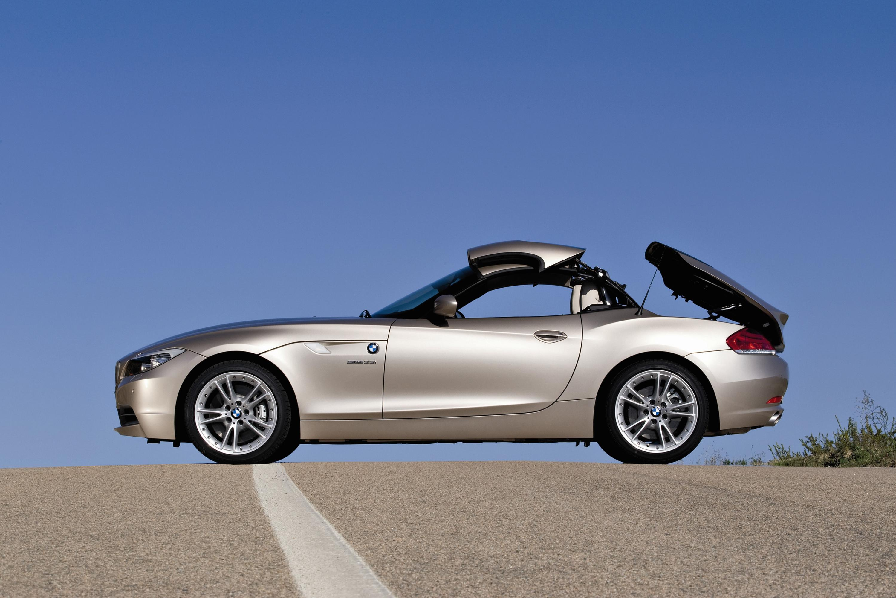 New Bmw Z4 Roadster To Make World Debut At 2009 North American
