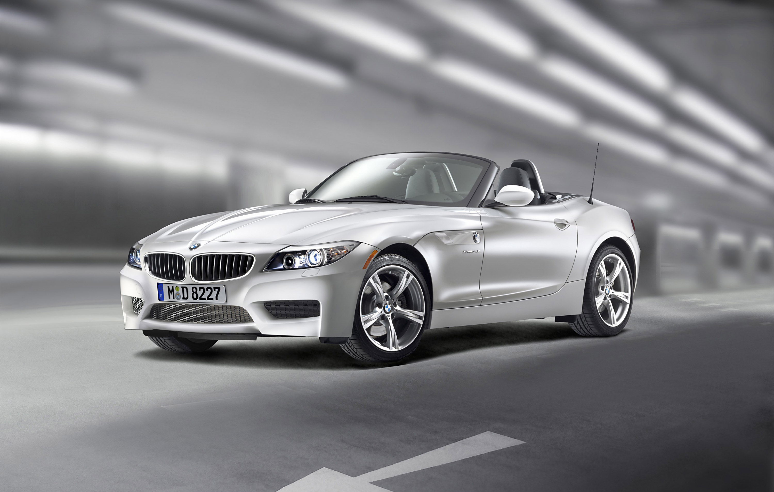 Bmw Introduces The Ultimate Z4