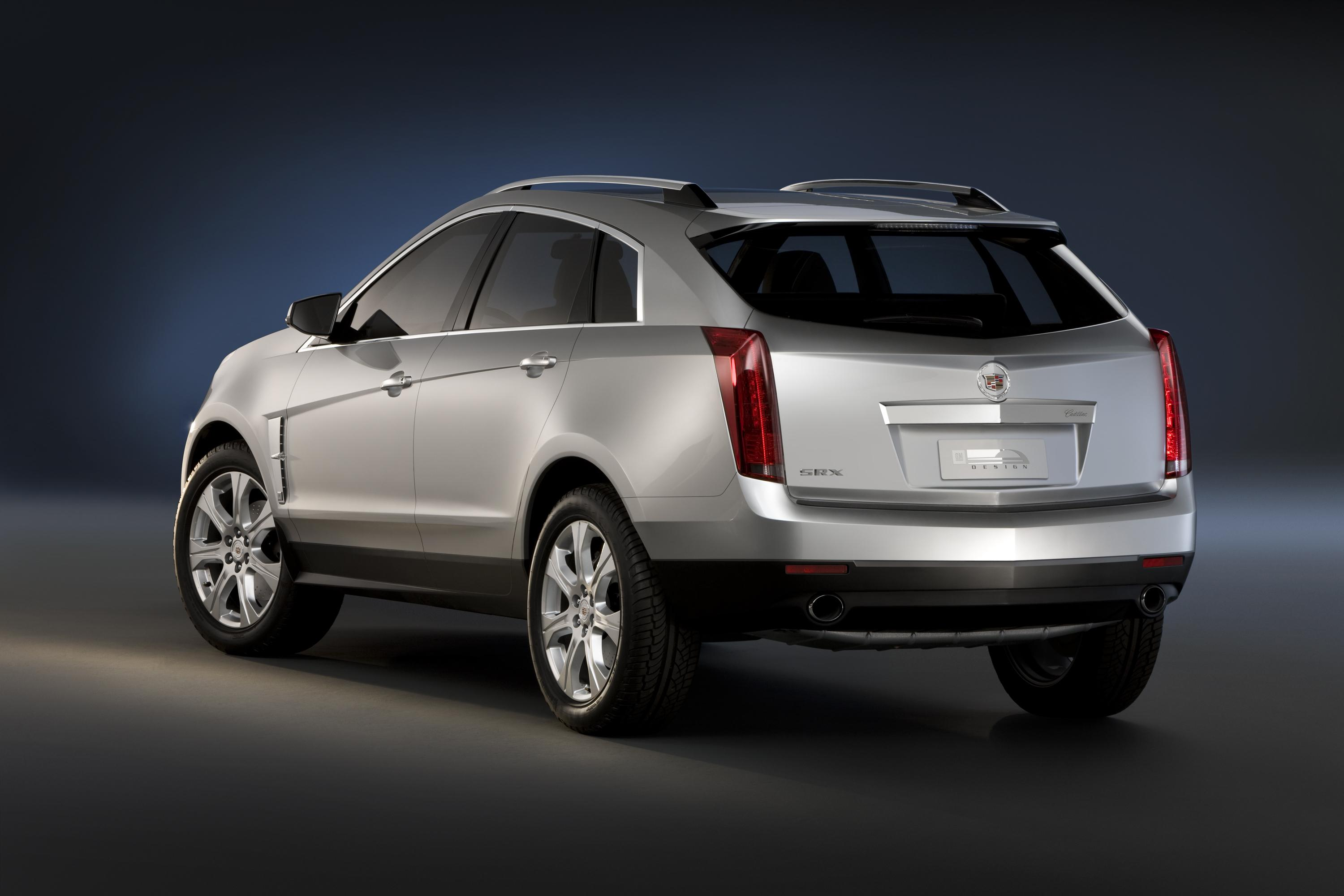 cadillac pictures auto information and ii images srx specs