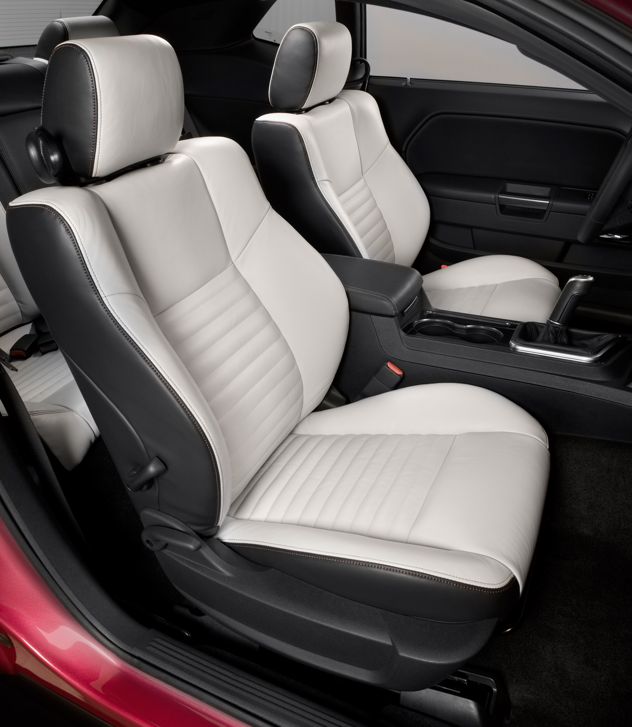 2010 Dodge Challenger Car Seat Covers Velcromag