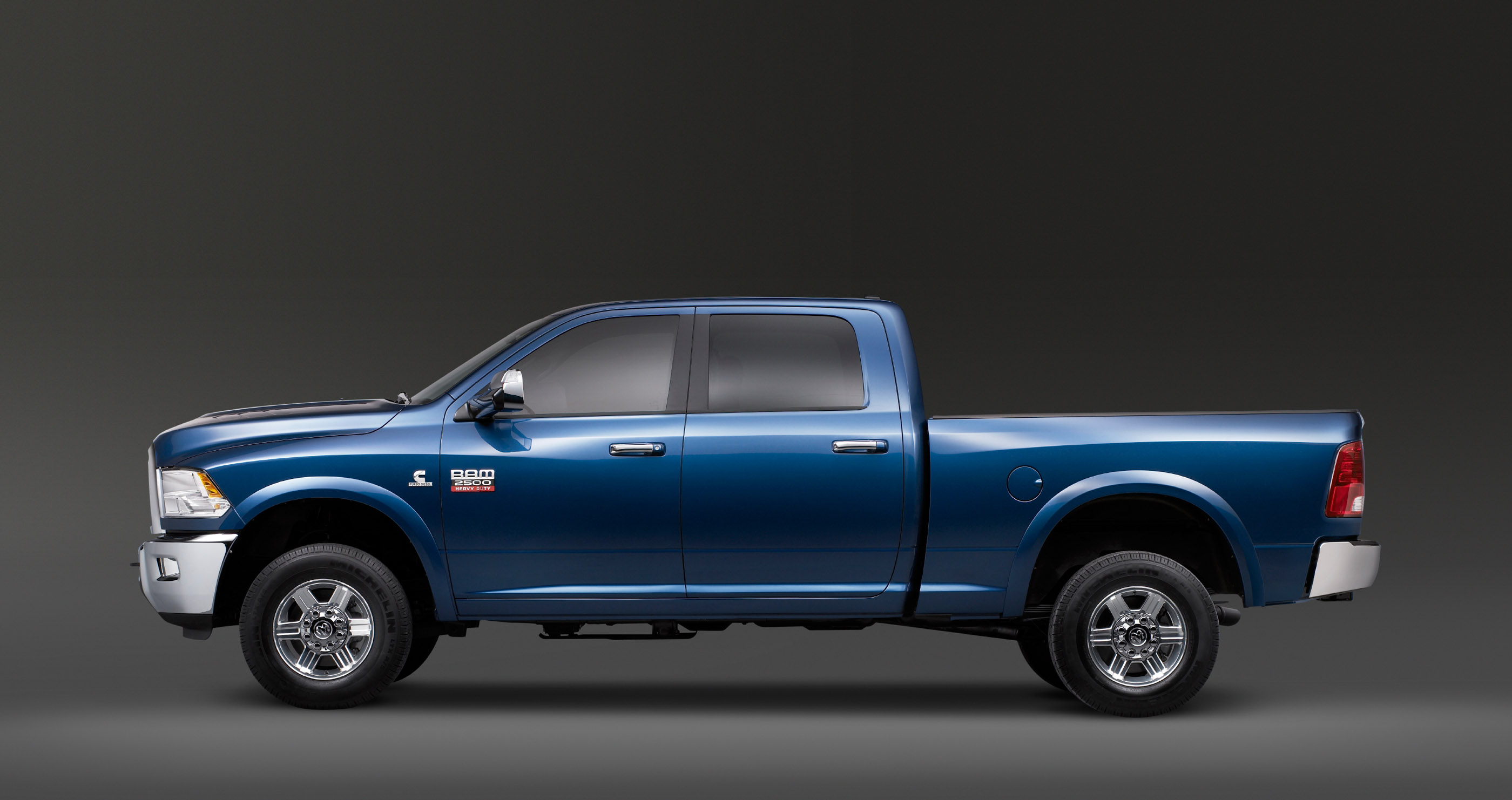 2010 Dodge Ram 2500 And 3500 Will Be The Ultimate Heavy