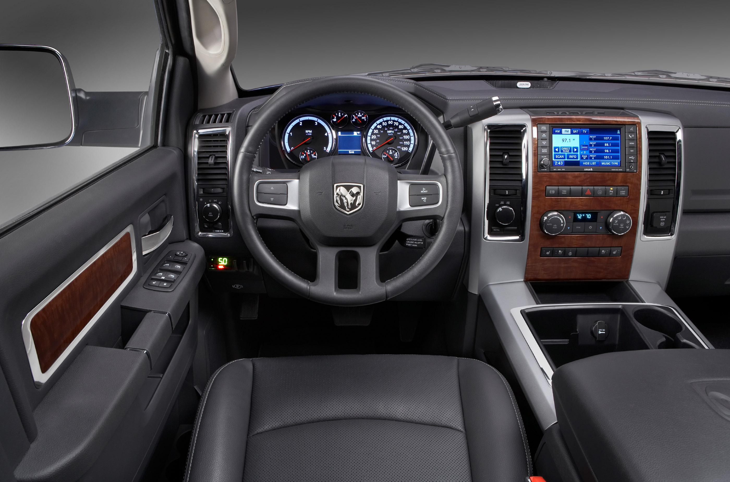 2010 Dodge Ram 2500 Laramie Crew Cab - Picture 27553
