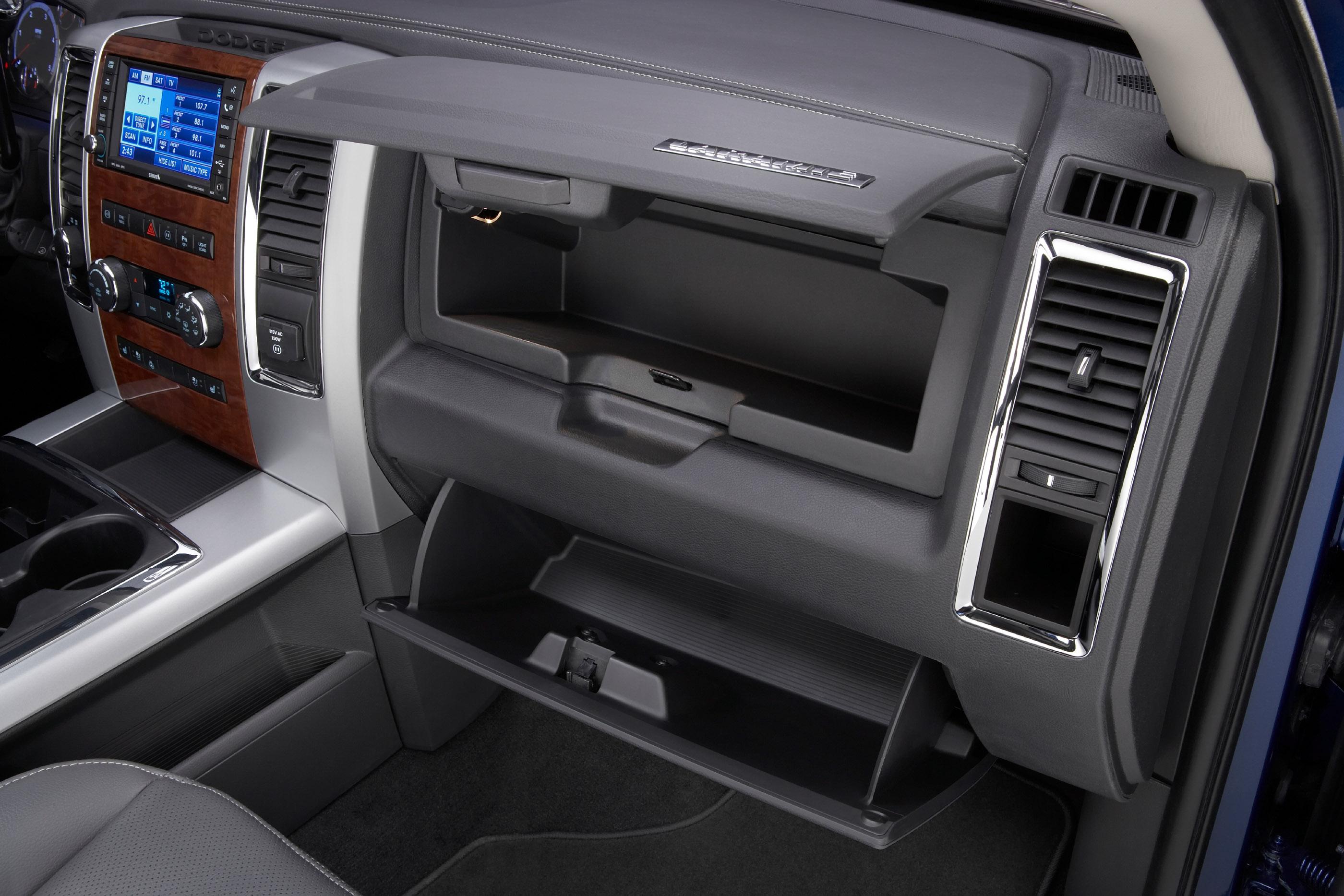2010 dodge ram 2500 laramie crew cab - 2012 Dodge Ram 2500 Cummins Interior