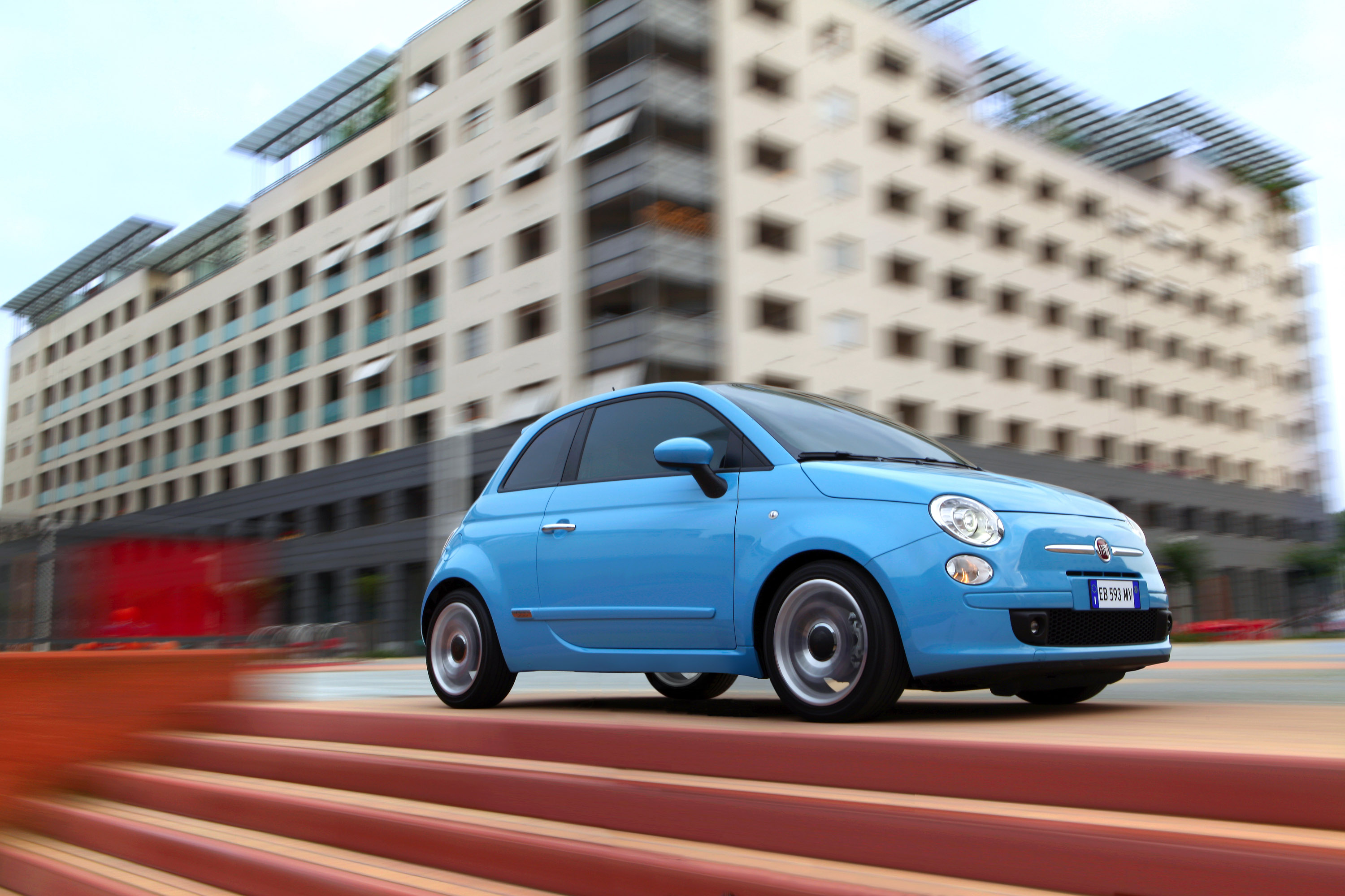 2010 Fiat 500 And 500c Twinair