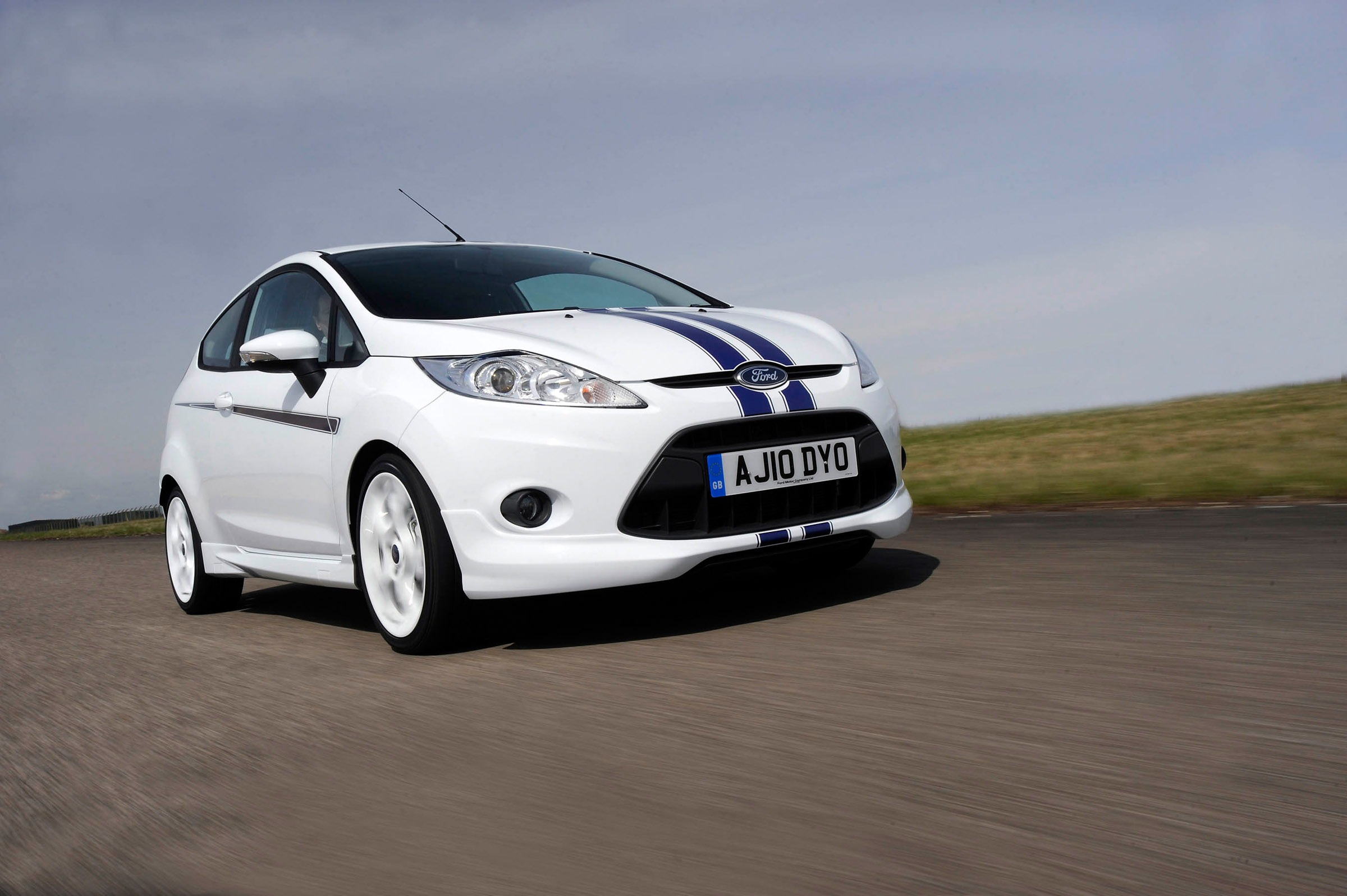 2010 Ford Fiesta S1600 Another Sporty Addition