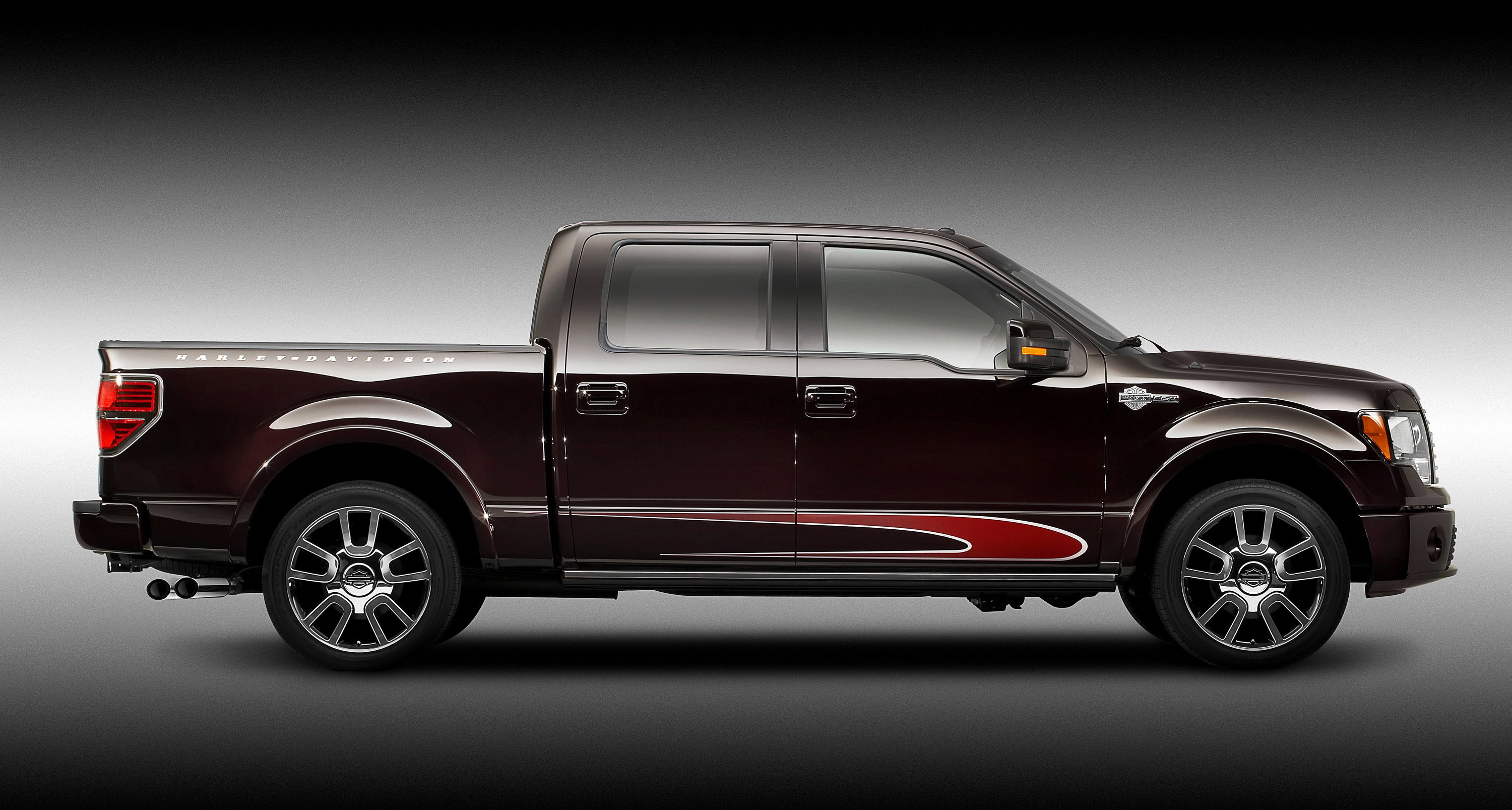 2010 Ford Harley-Davidson F-150 - Picture 12805