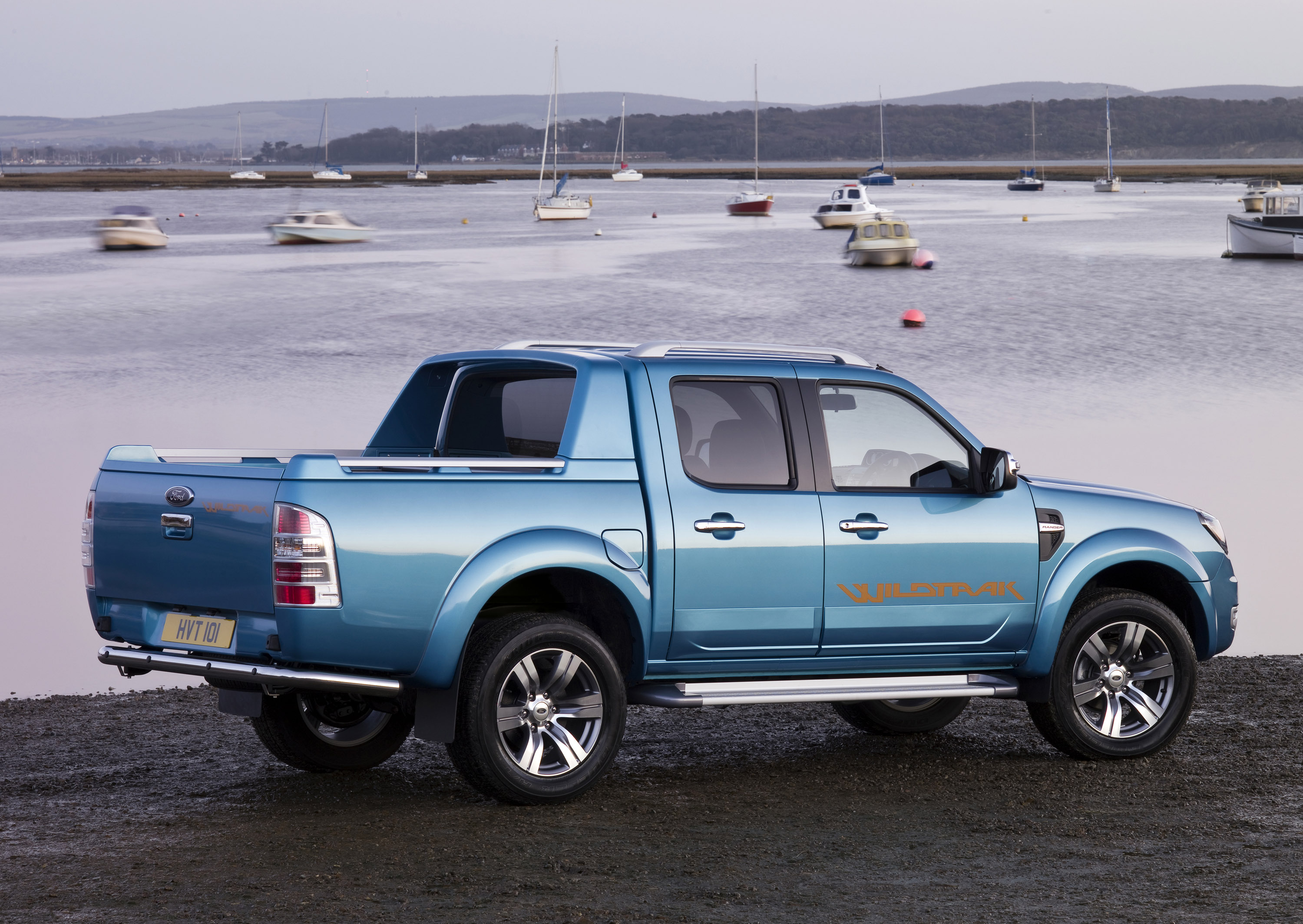 New Ranger Makes Its European Debut At The Geneva Motor Show