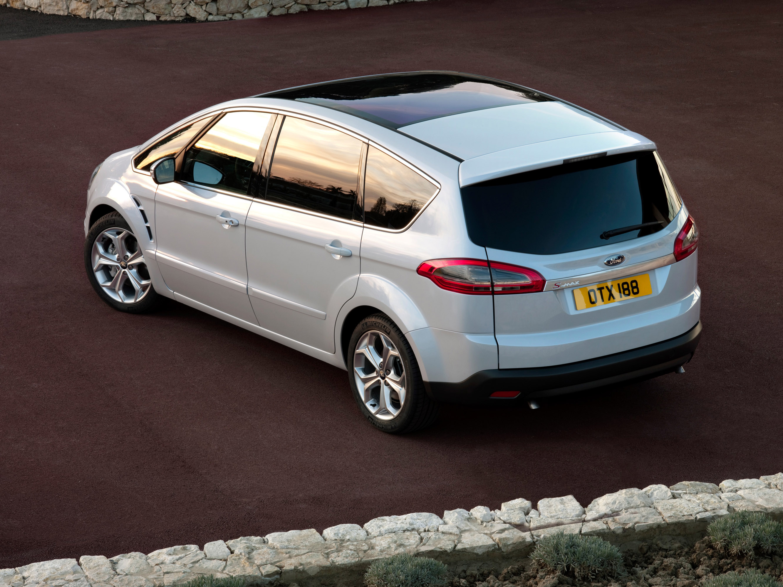 2010 Brussels Motor Show Debut For New Ford S-Max And New ...