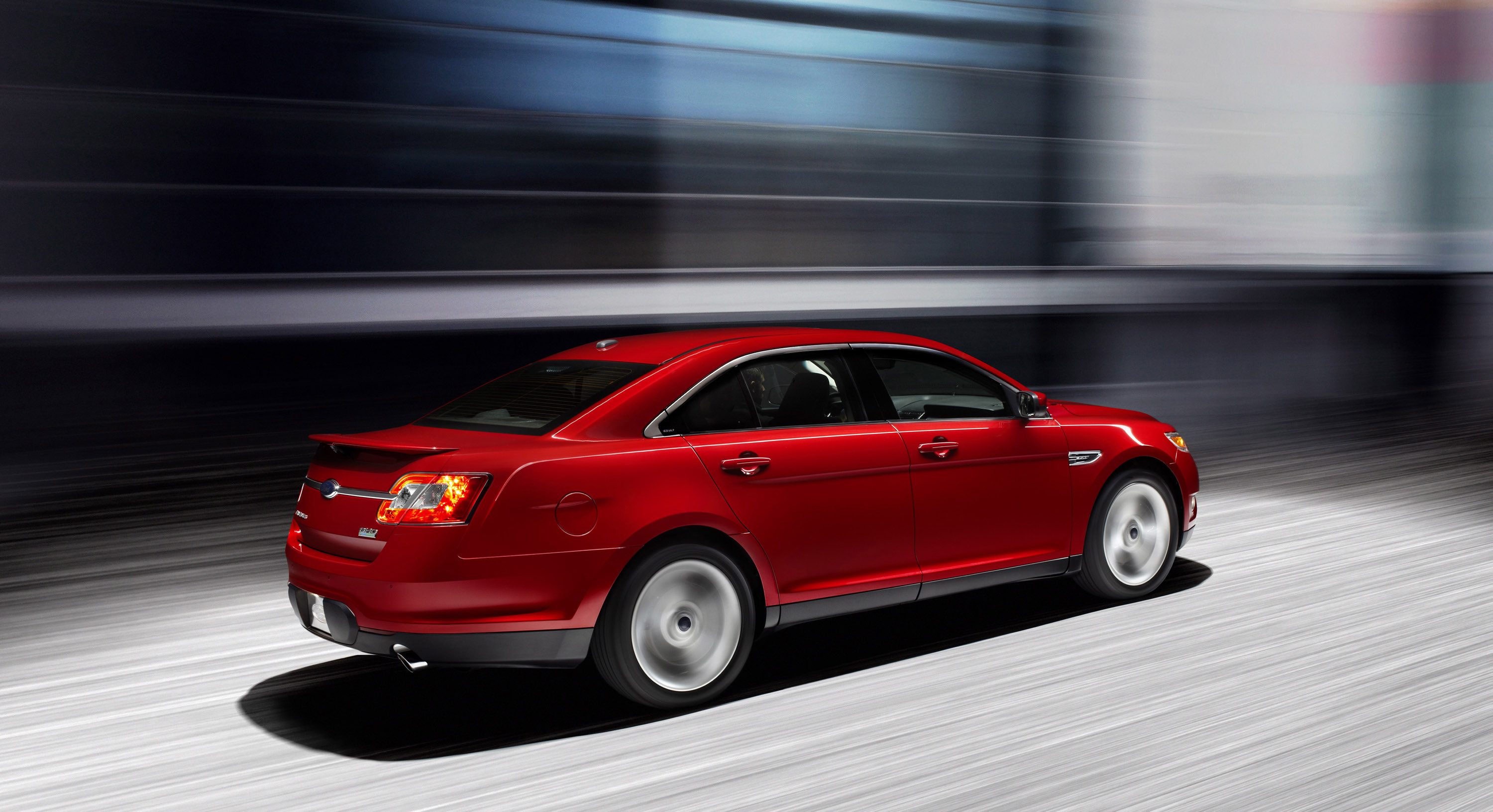 The New Ford Taurus Sculpted for Optimal Fuel Economy