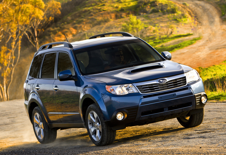 Subaru Boxer Engine >> Subaru adds more trim levels to 2010 Forester line-up