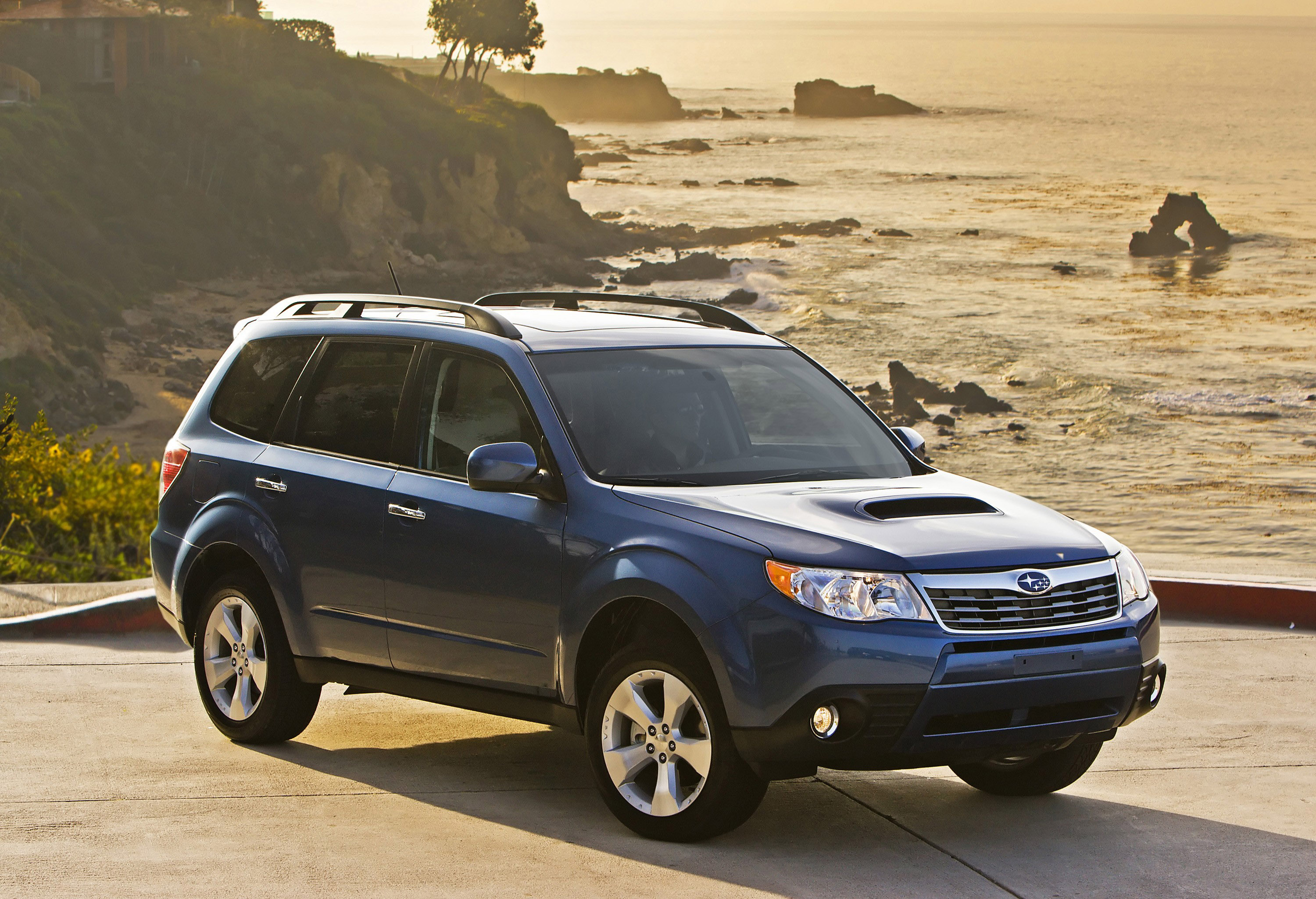 2010 Subaru Forester 2 5xt Picture 30177