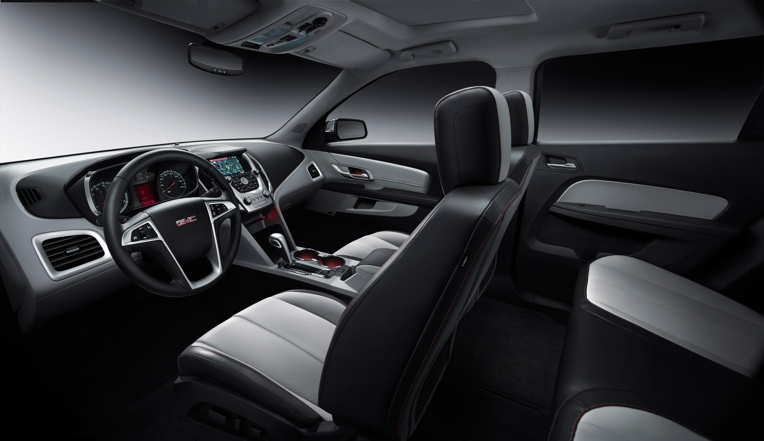2010 Gmc Terrain Efficient And Capable