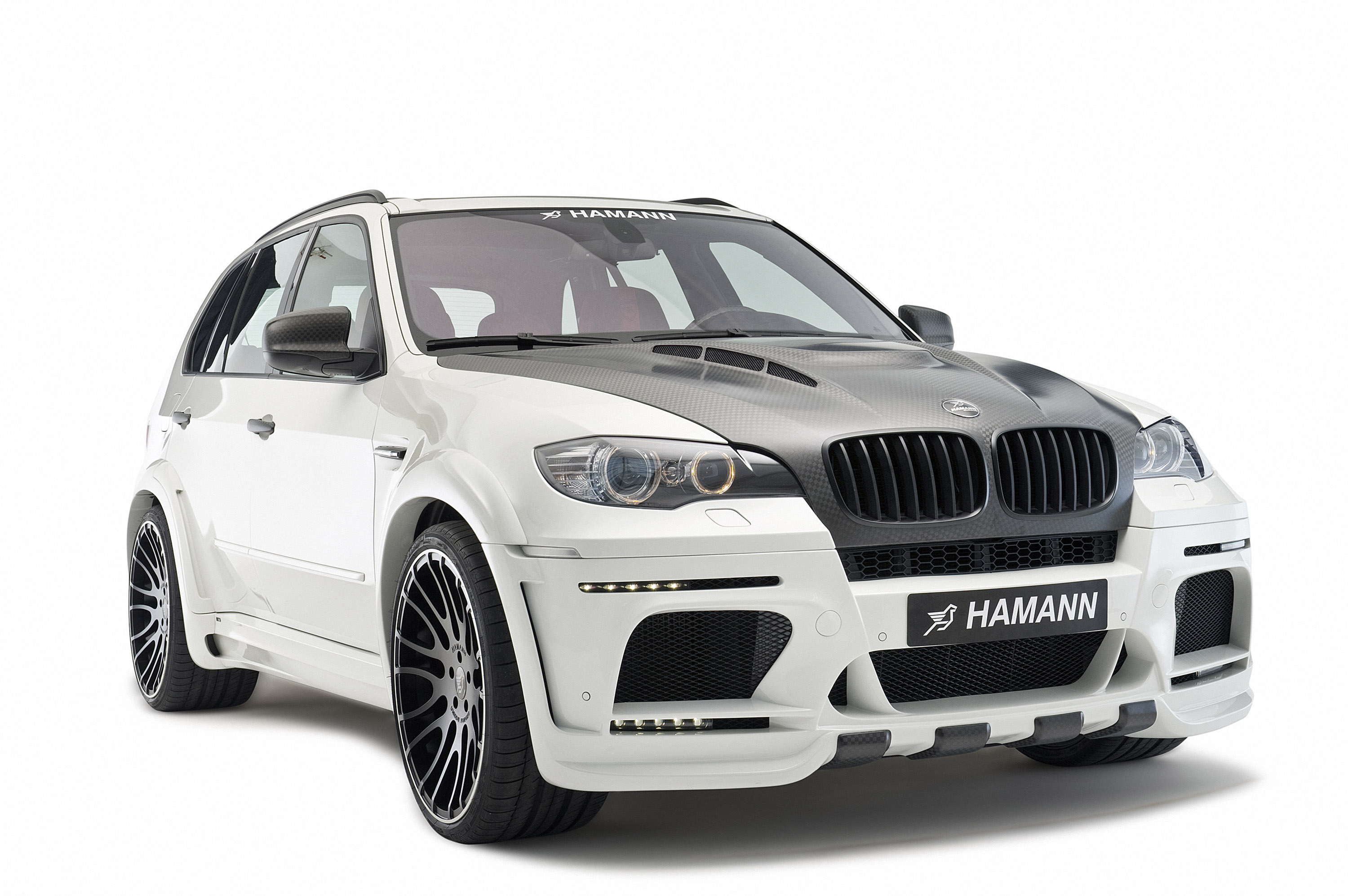 Hamann Bmw X5 M 610hp And 780nm