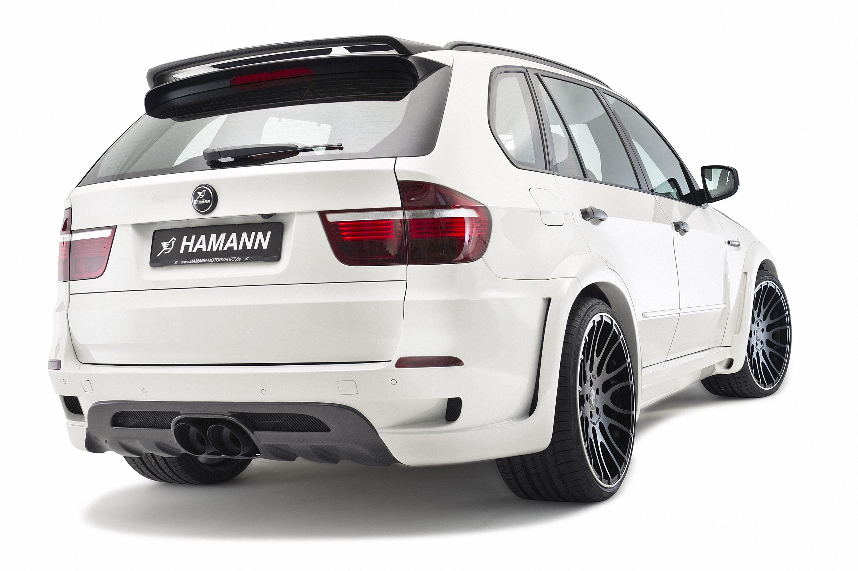 Hamann Bmw X5 M 610hp And 780nm