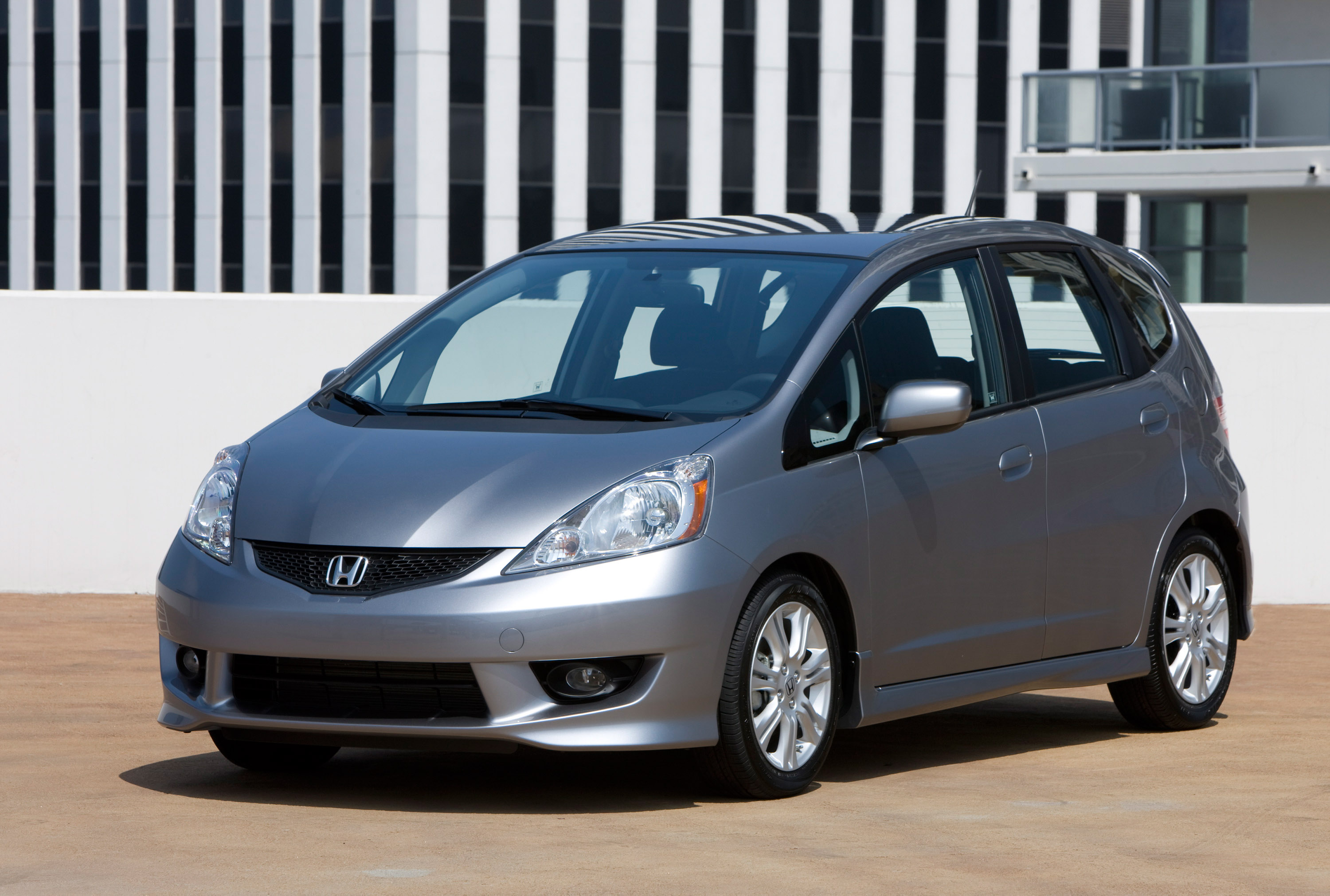 2010 Honda Fit Fits Everything