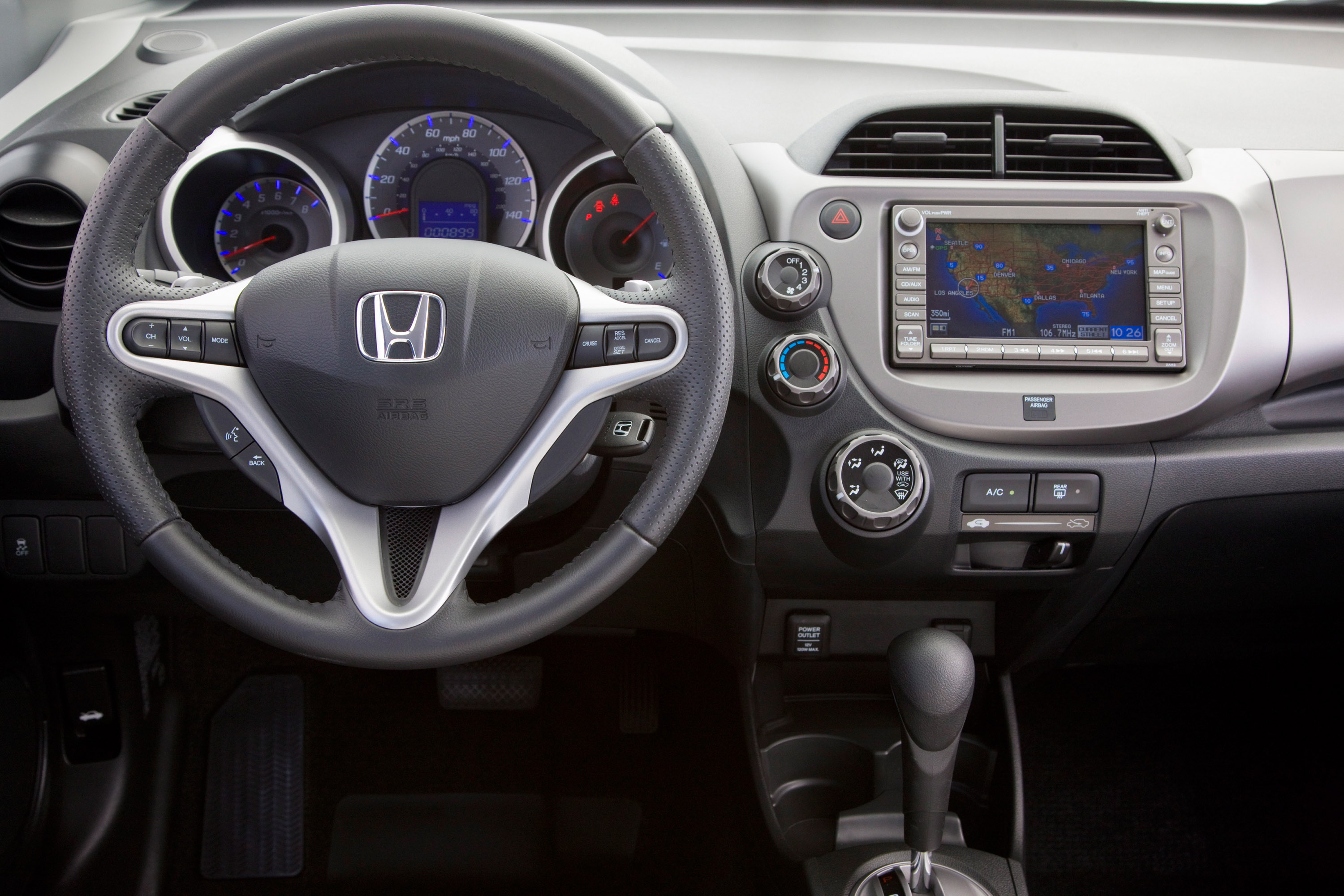 2010 Honda Fit Picture 24730