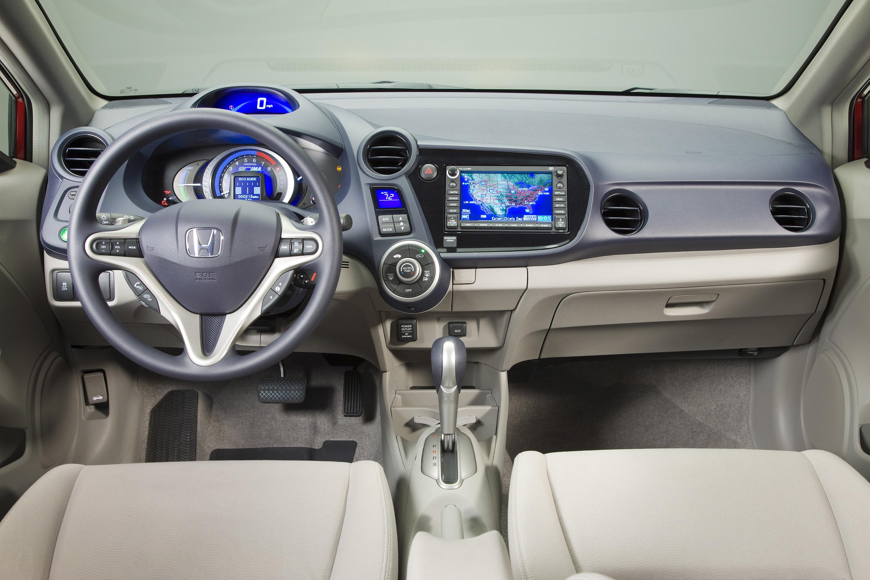 Honda Insight recorded 63.6 mpg
