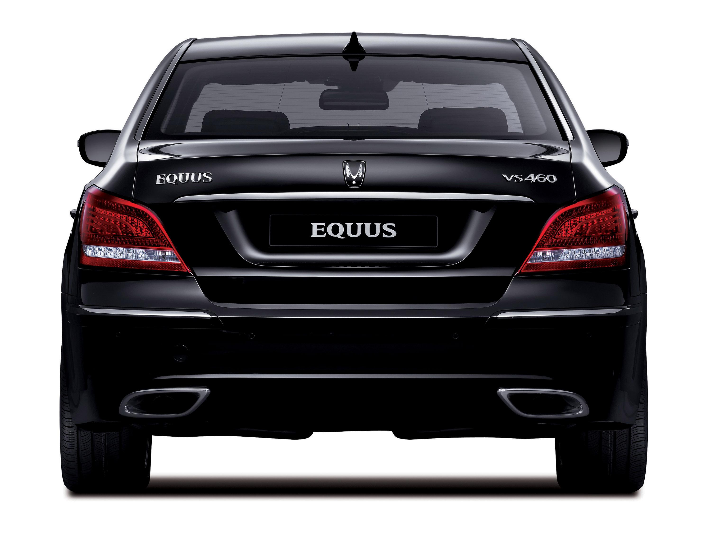 Hyundai Equus Stretch Edition