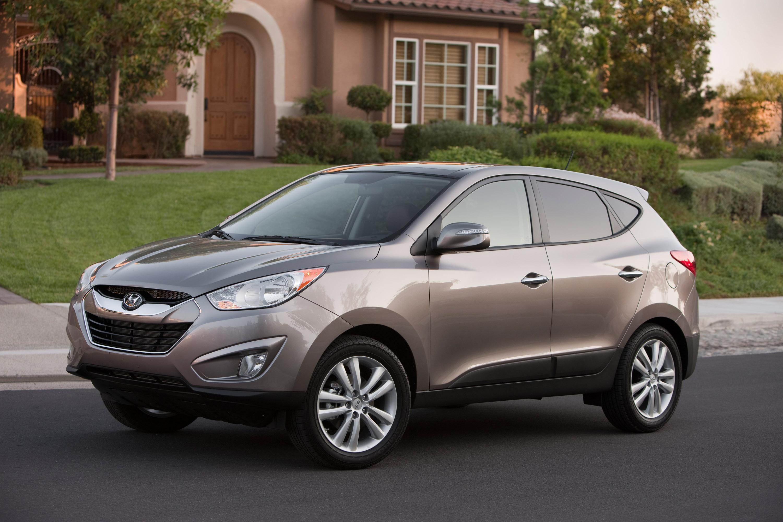 Hyundai Tucson Ix Fcev