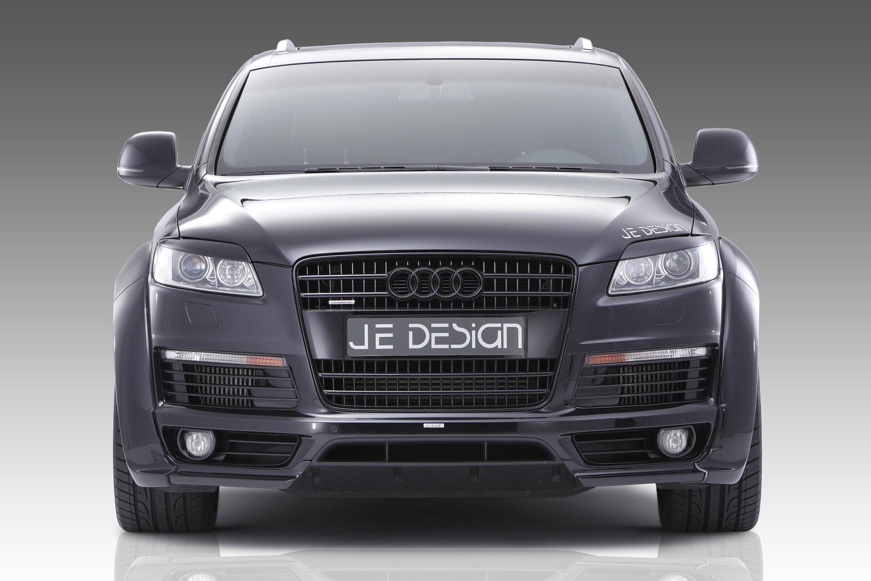 Audi Q7 S-Line Pimped By JE Design