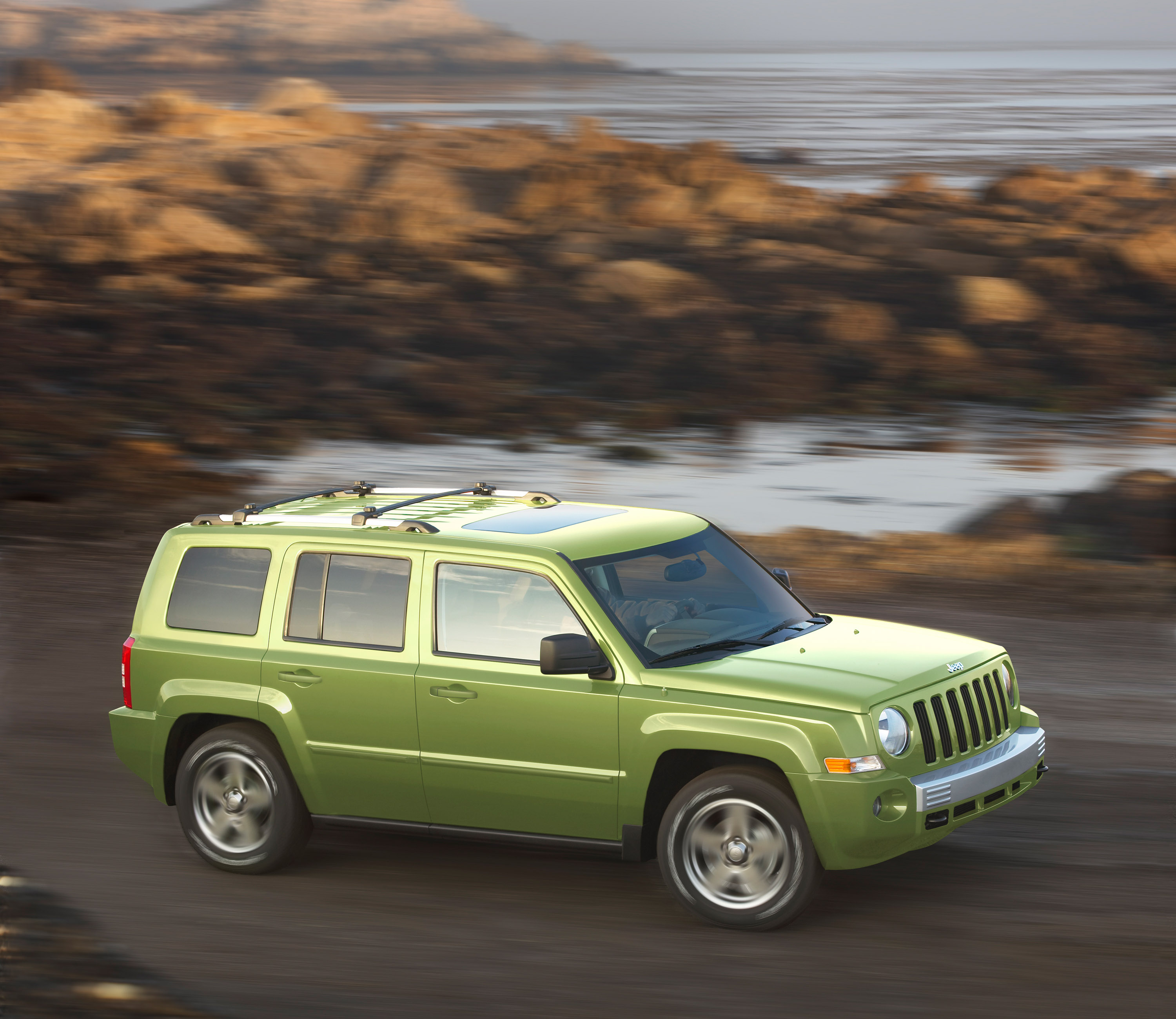 2010 Jeep Patriot 4x4 Awarded For Compact SUV Of Texas
