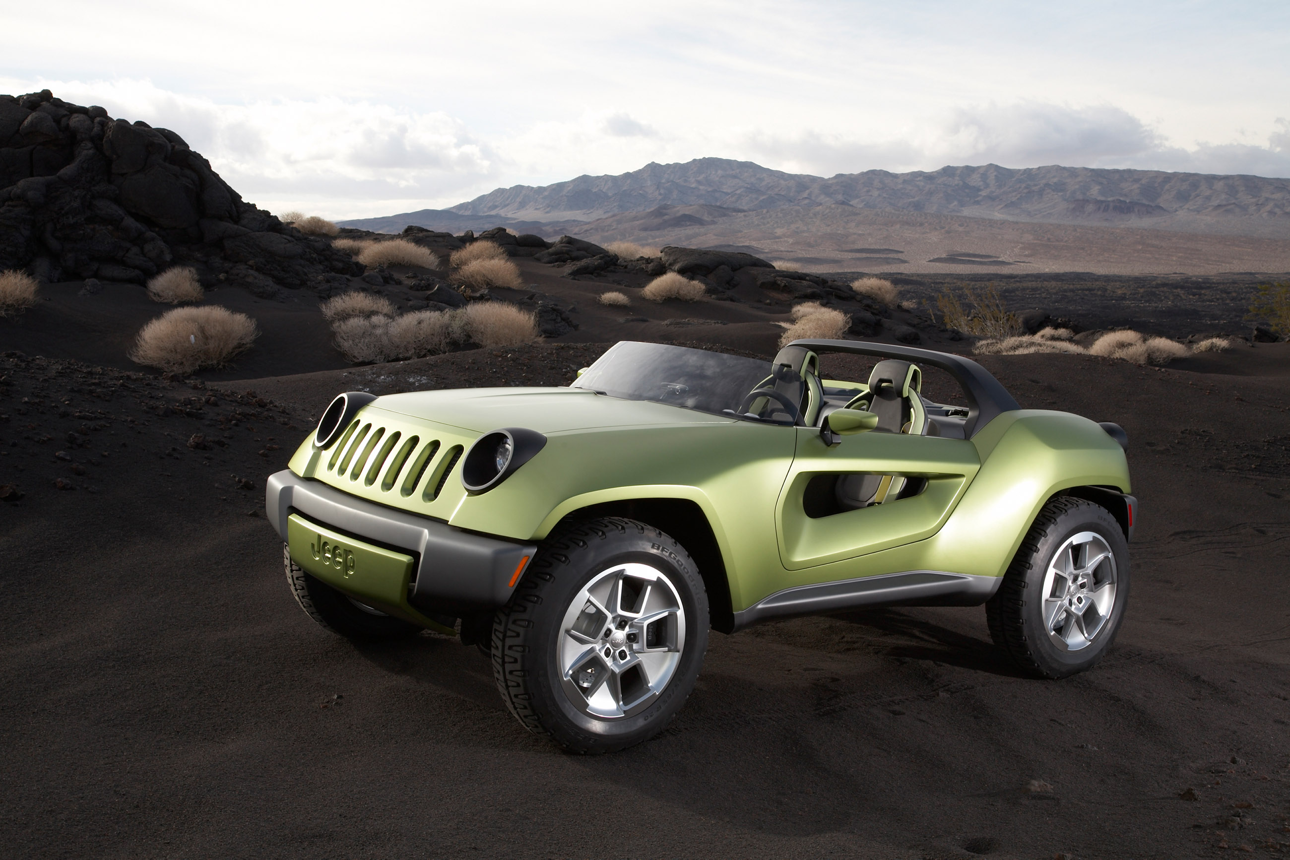 2010 jeep renegade concept picture 22485. Black Bedroom Furniture Sets. Home Design Ideas